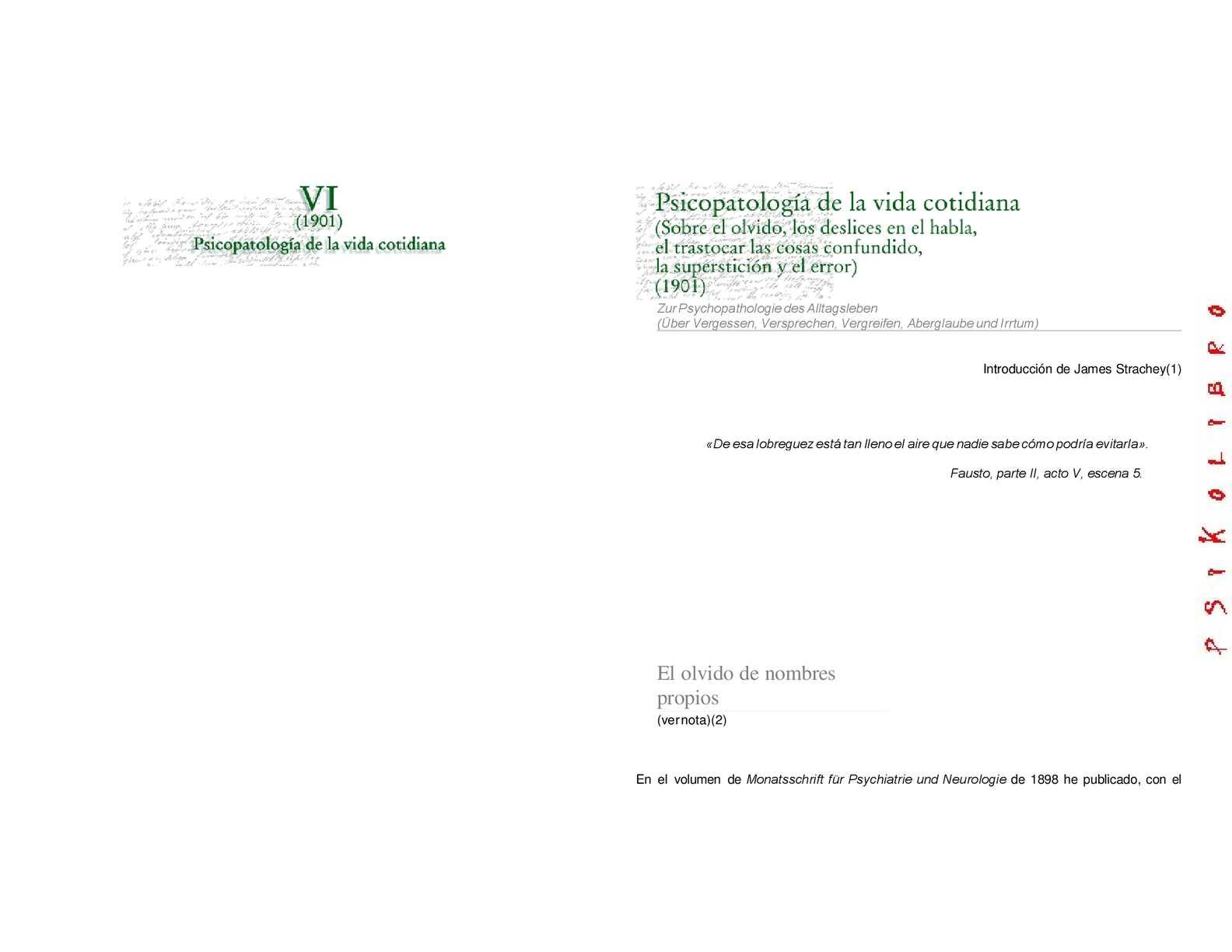 Calaméo - Psicopatologia_de_la_vida_cotidiana_VI_(1901)
