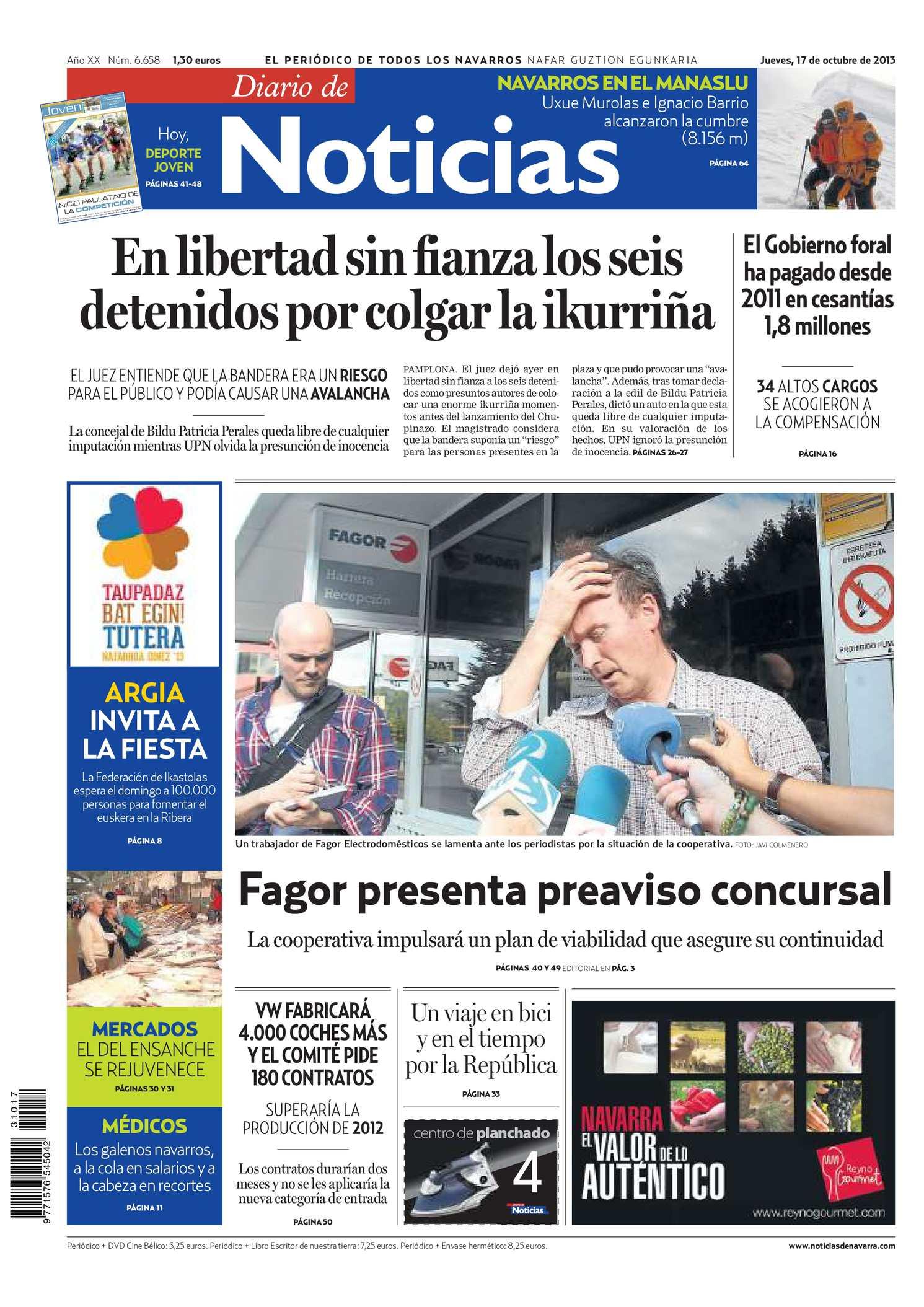 Calaméo - Diario de Noticias 20131017