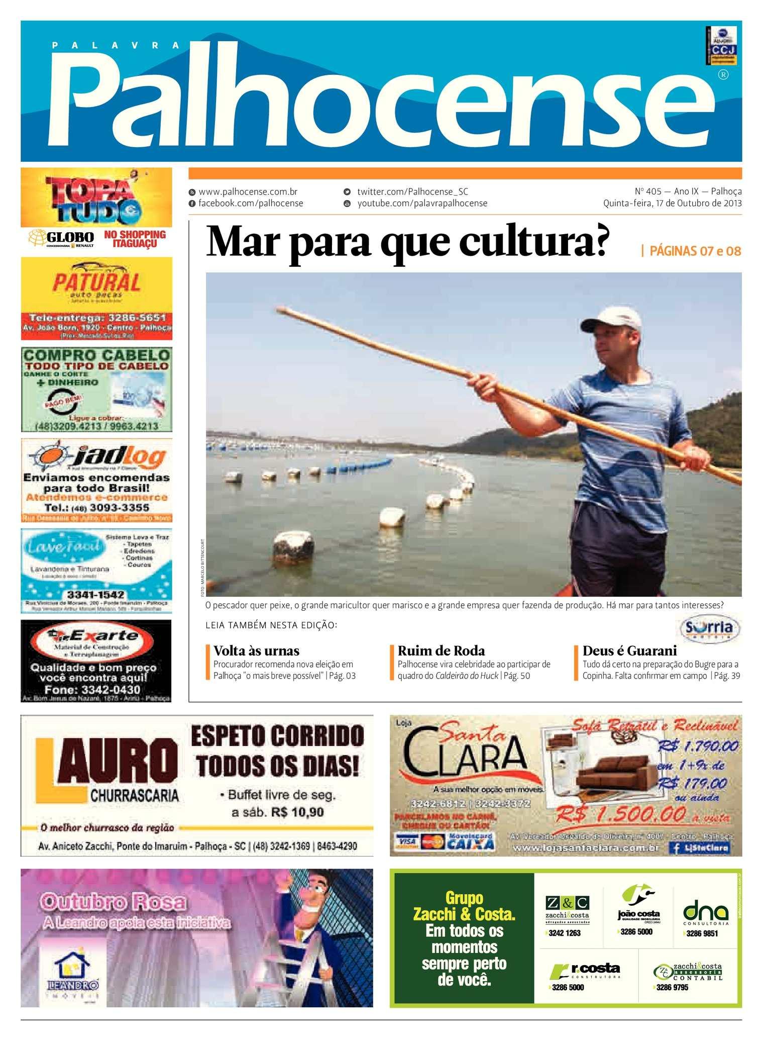Calaméo - Jornal Palavra Palhocense - Edição 405 6a045f8c0aa2d
