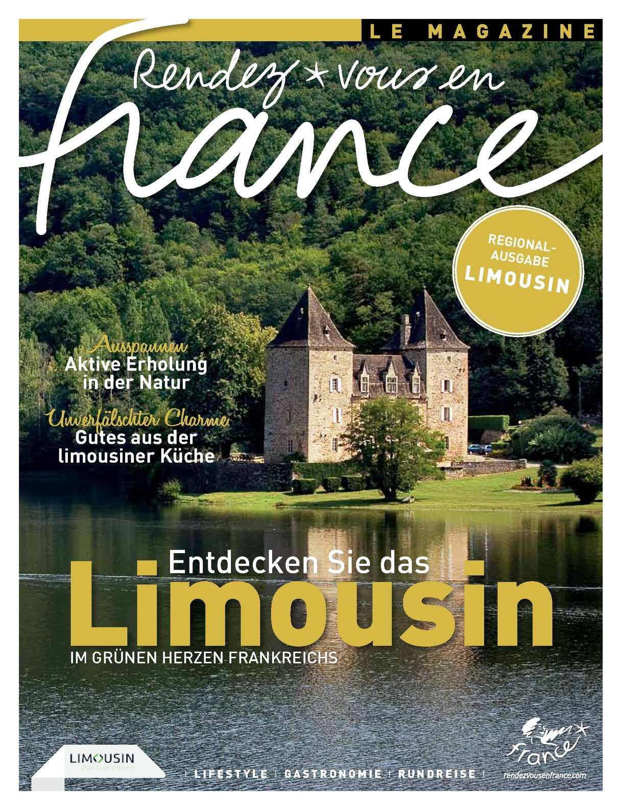 Calaméo - Brochure Limousin - Allemagne 2013
