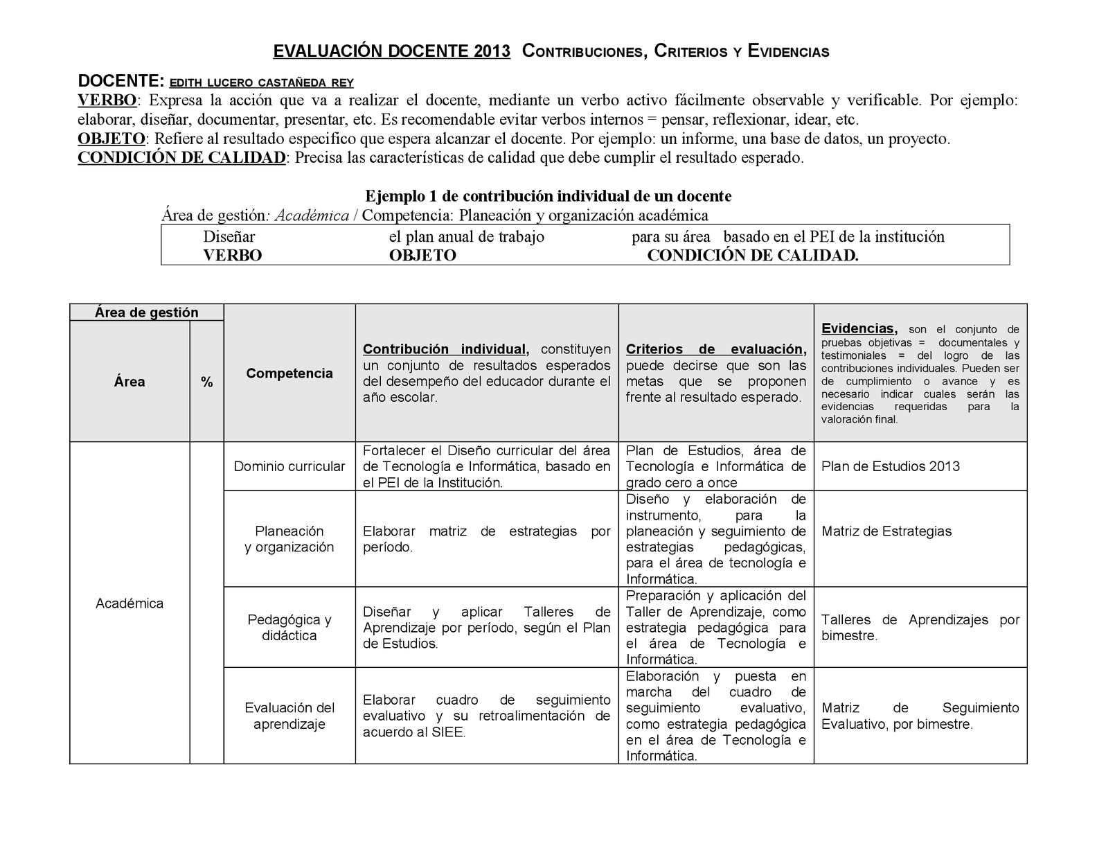 Calaméo - formato contribuciones personales