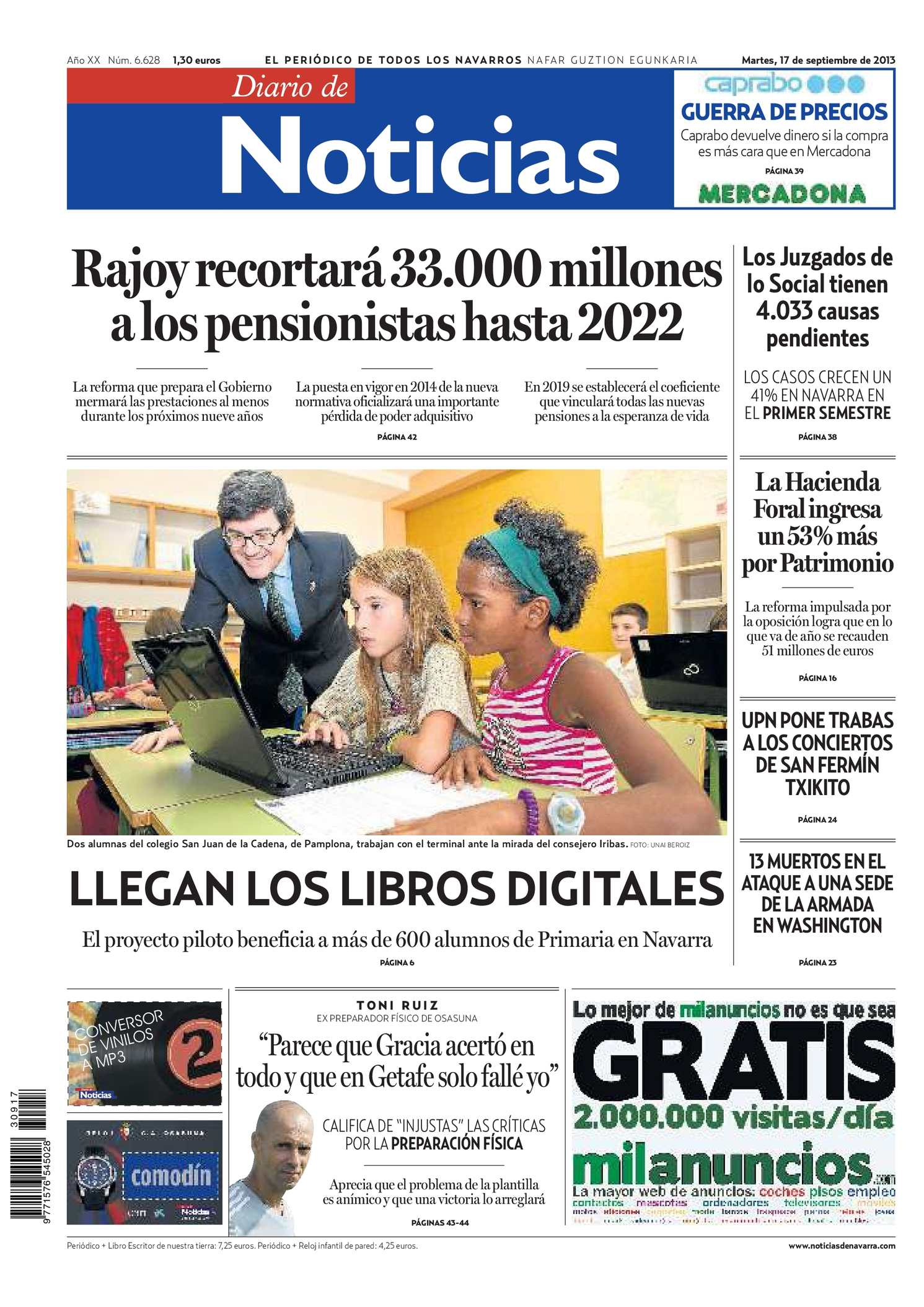 Calaméo - Diario de Noticias 20130917