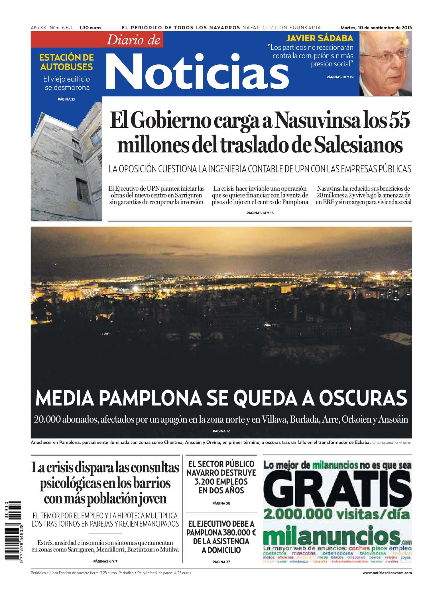 Calaméo - Diario de Noticias 20130910