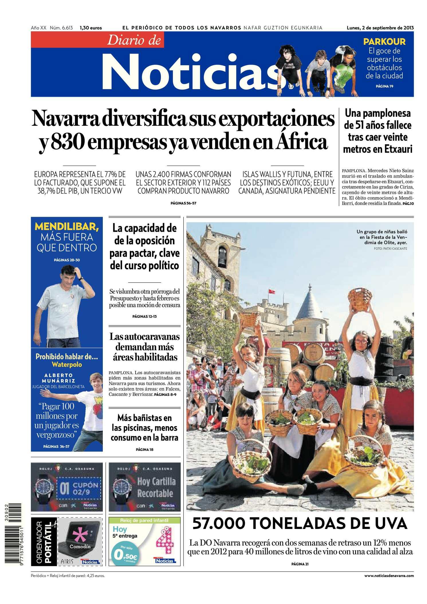 Calaméo - Diario de Noticias 20130902