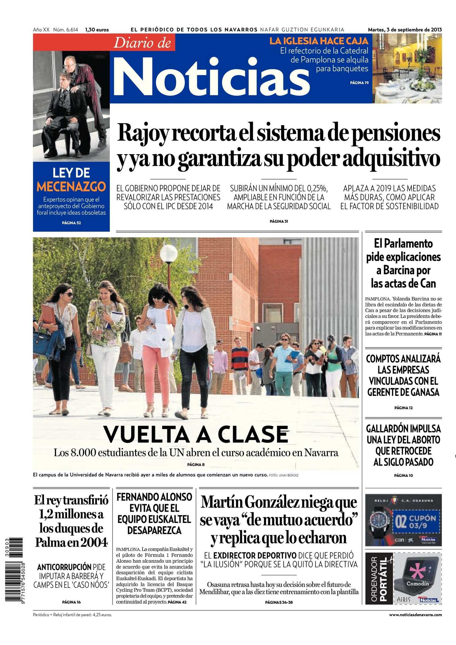 Calaméo - Diario de Noticias 20130903