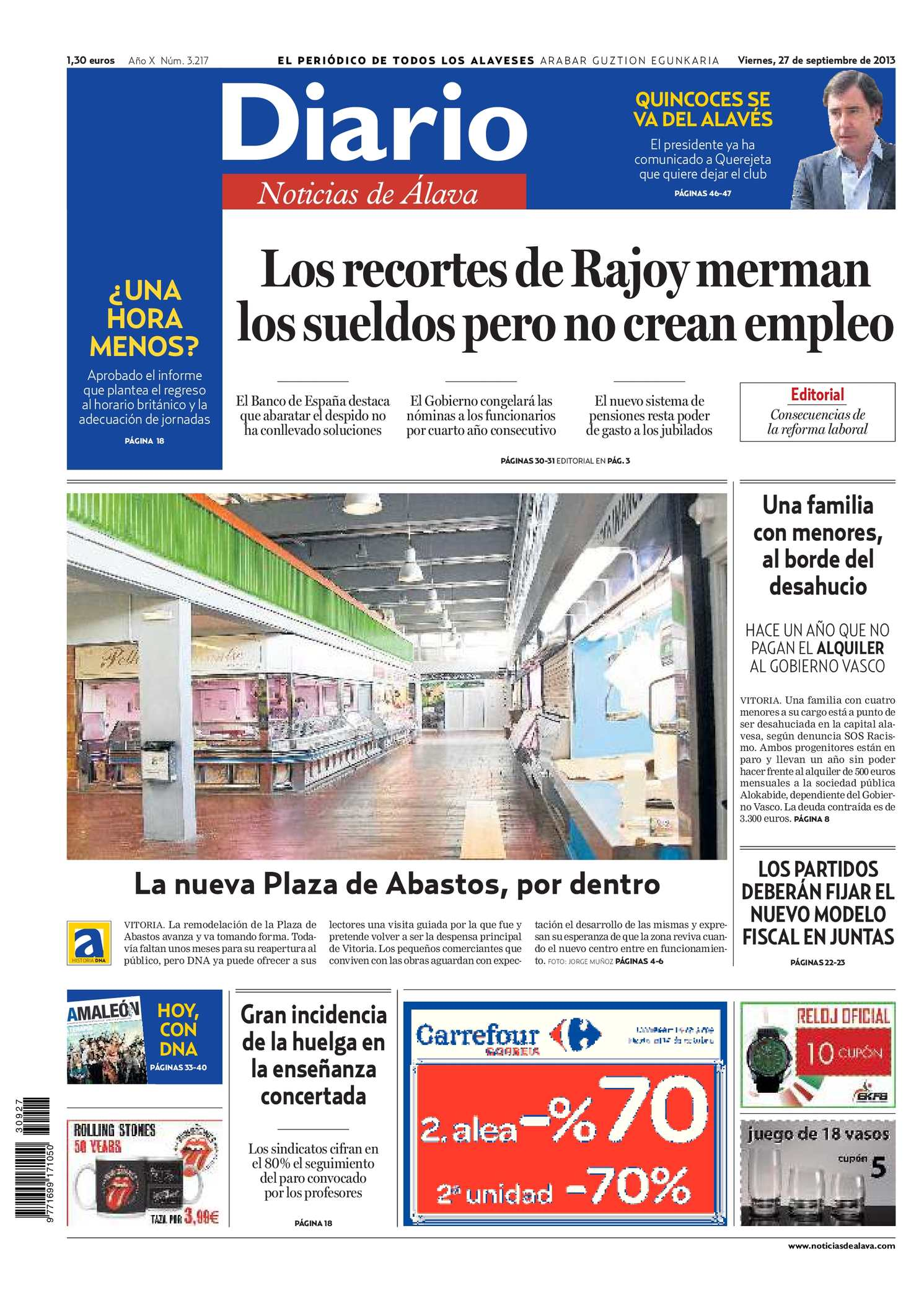 Calaméo - Diario de Noticias de Álava 20130927