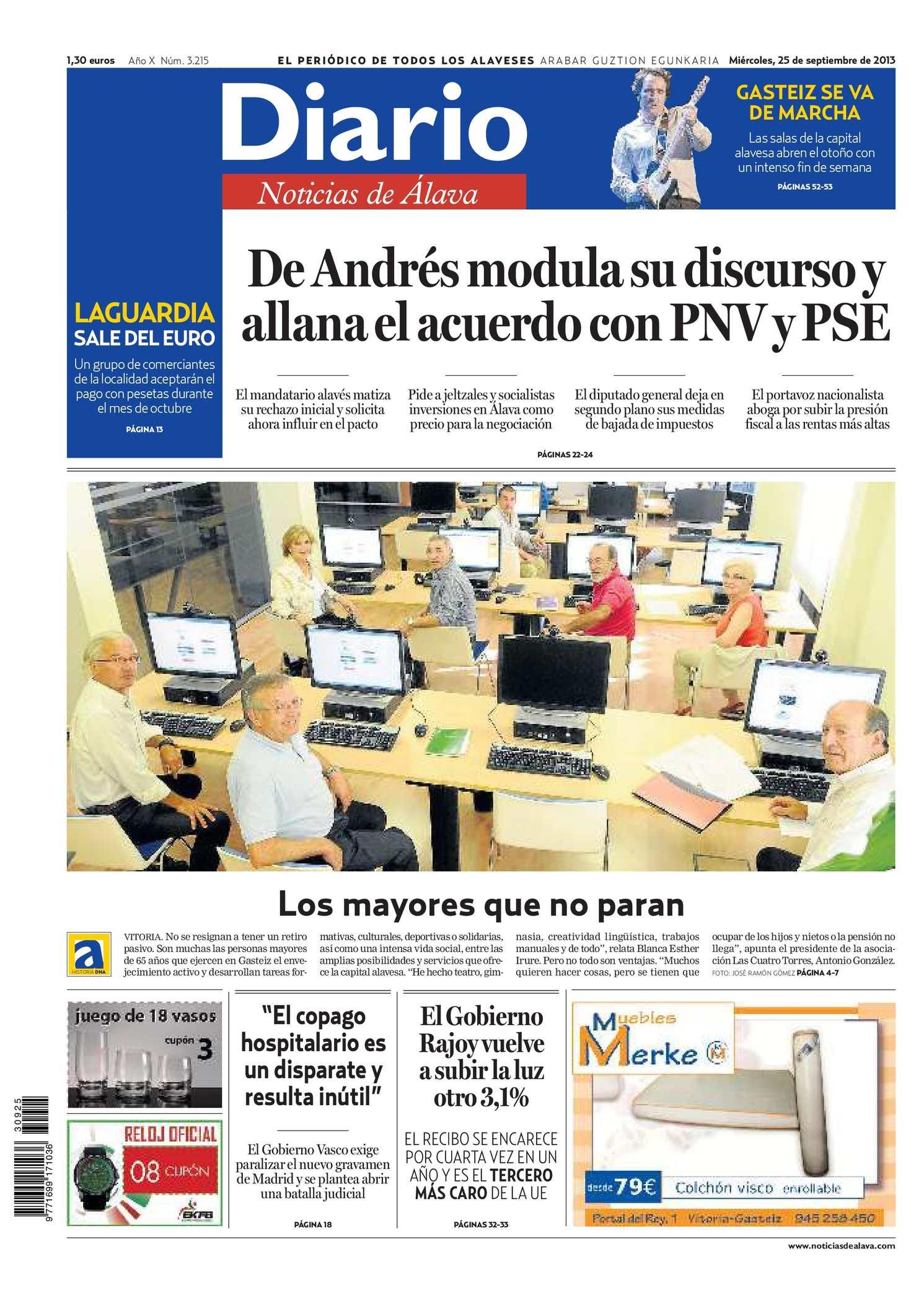 Calaméo - Diario de Noticias de Álava 20130925