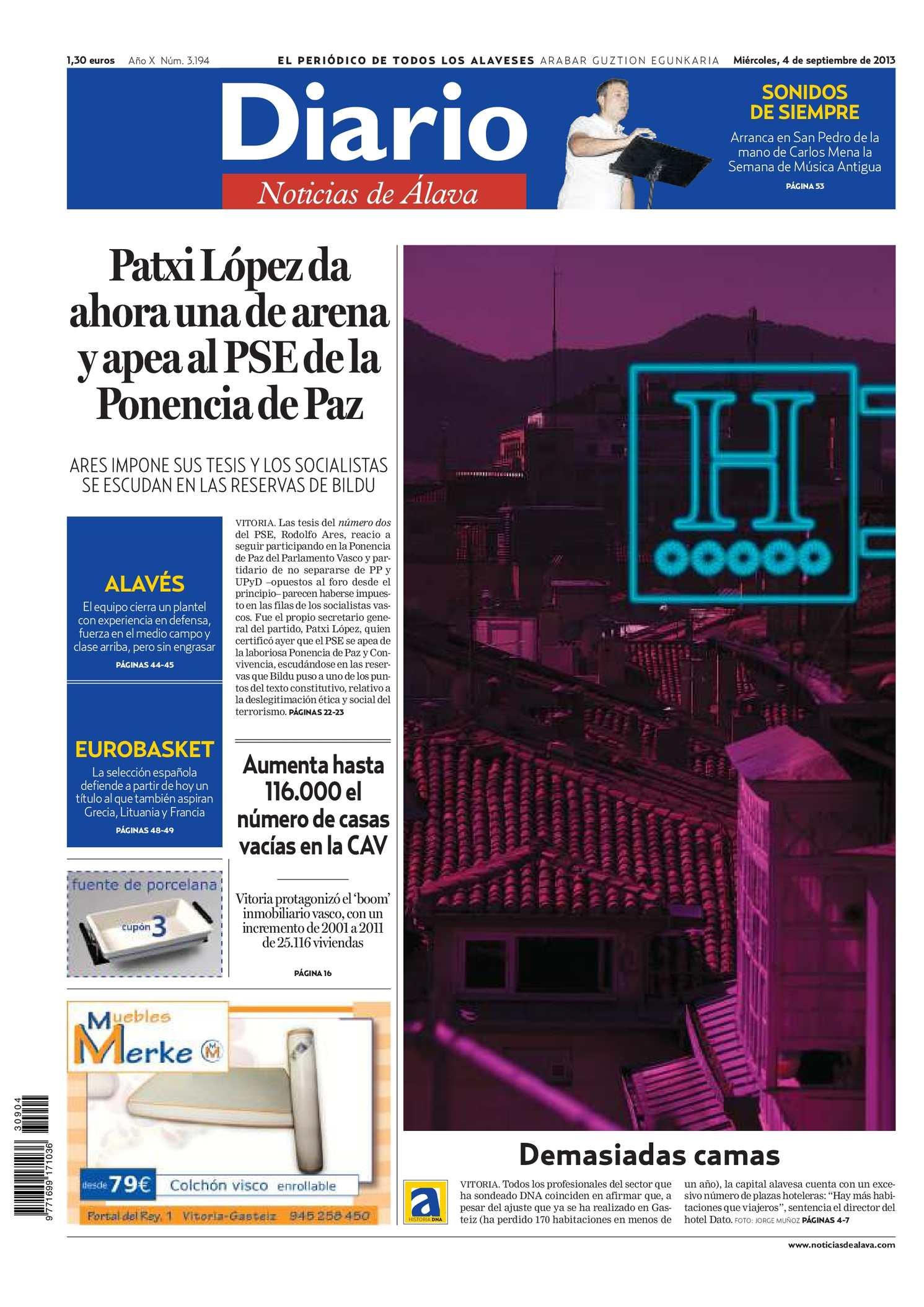 Calaméo - Diario de Noticias de Álava 20130904
