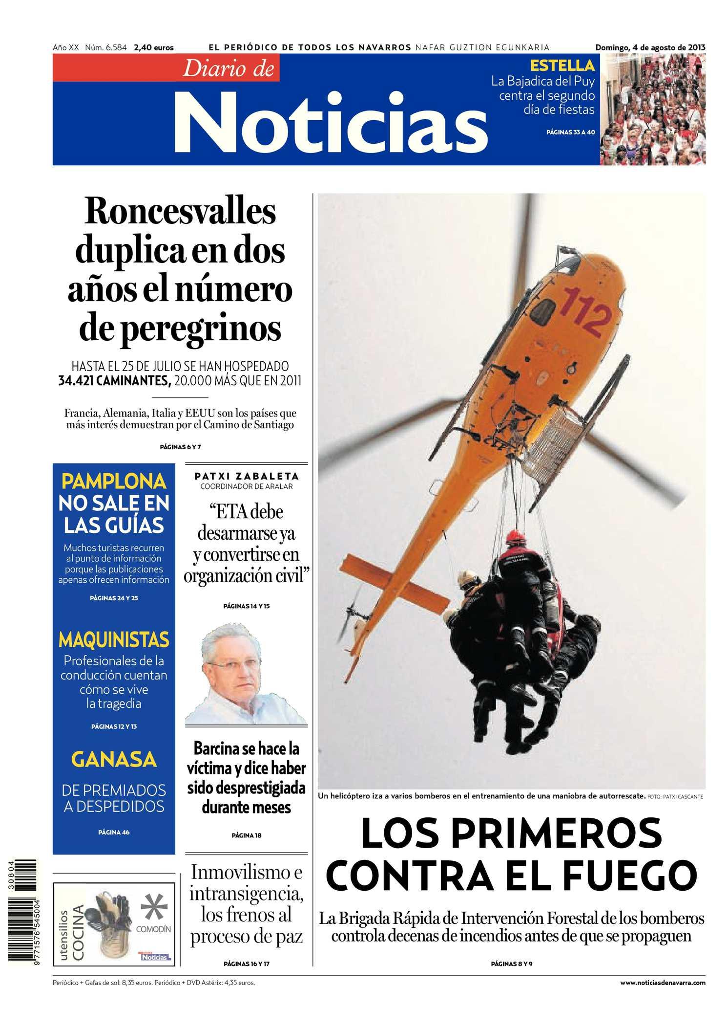 Calaméo - Diario de Noticias 20130804