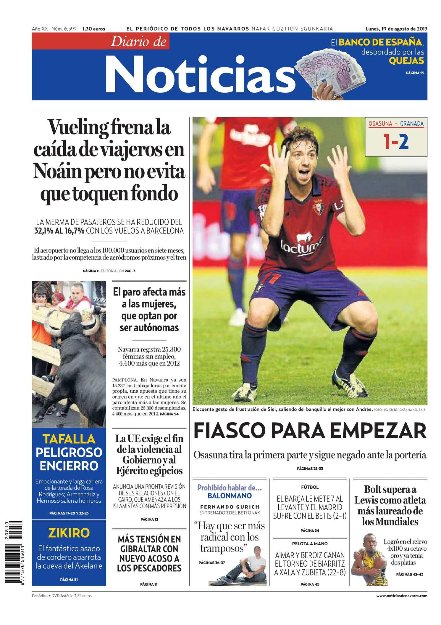 Calaméo - Diario de Noticias 20130819