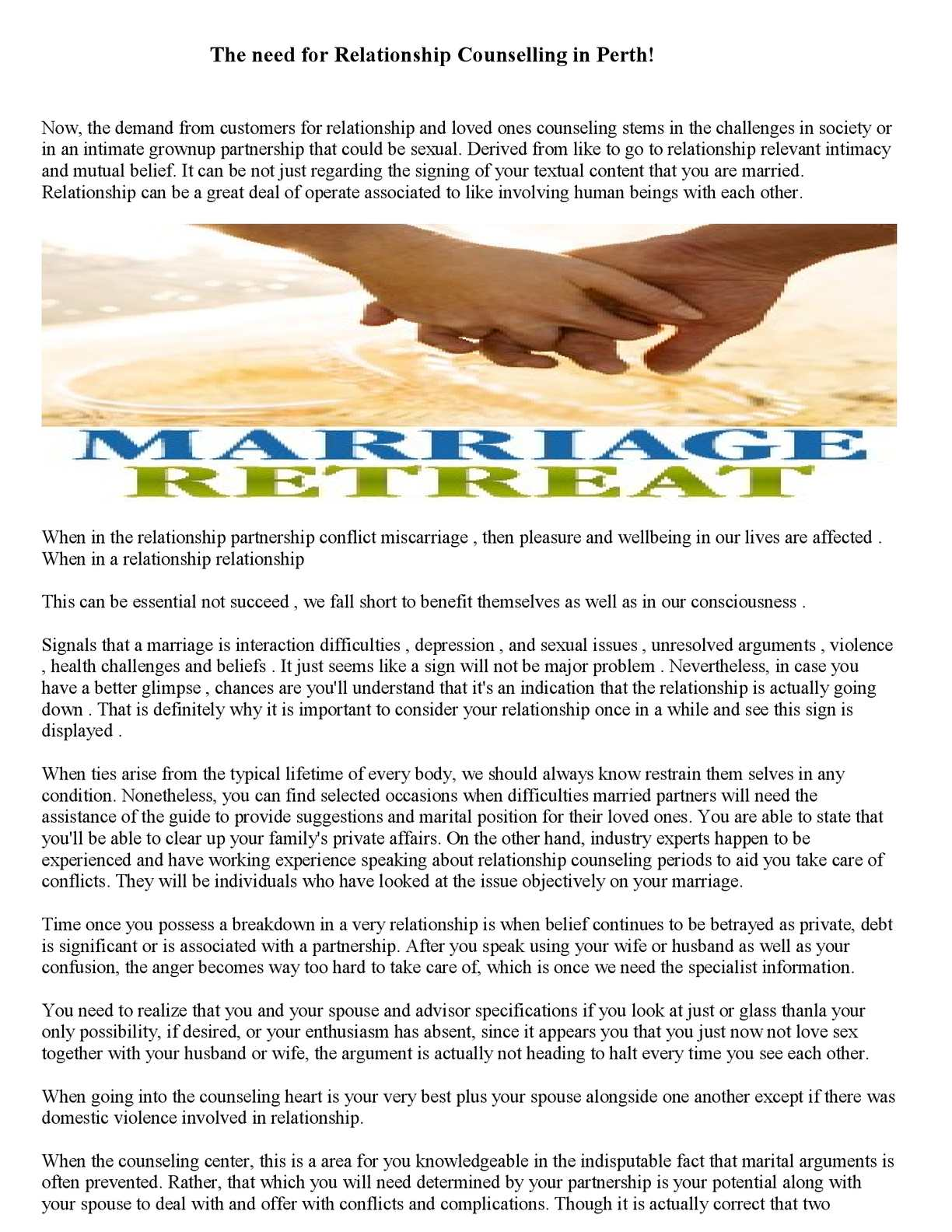 Sexual challenges in marriage