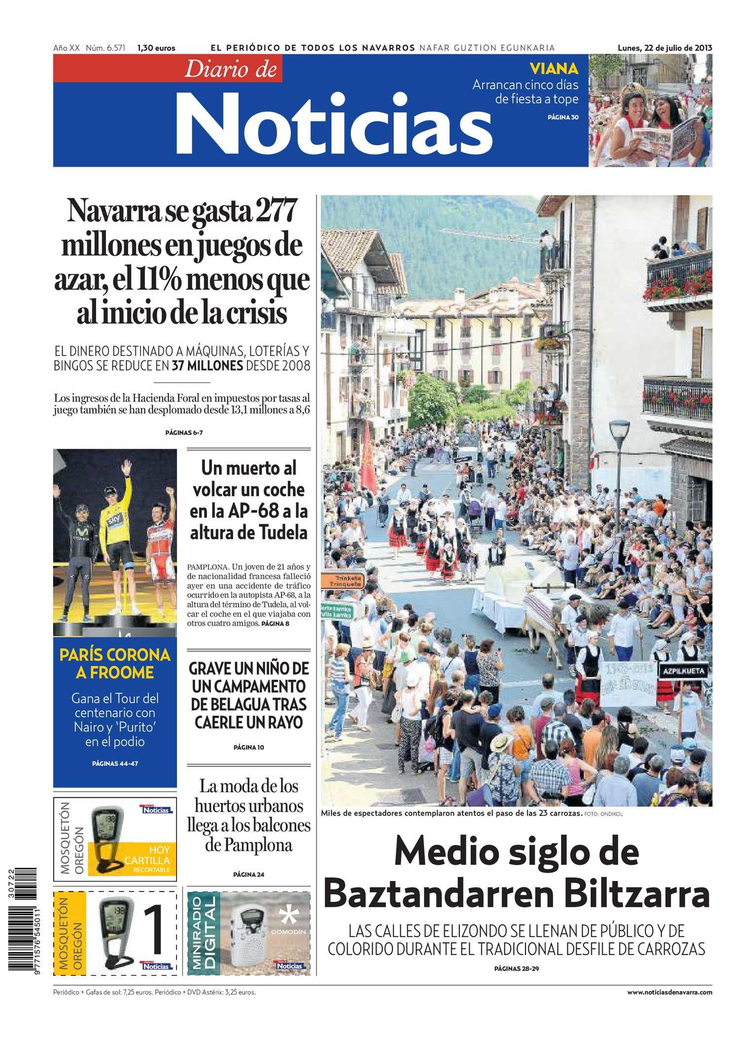 Calaméo - Diario de Noticias 20130722
