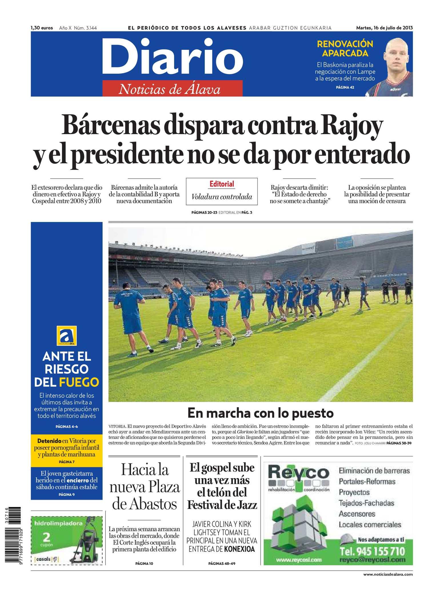 Calaméo - Diario de Noticias de Álava 20130716
