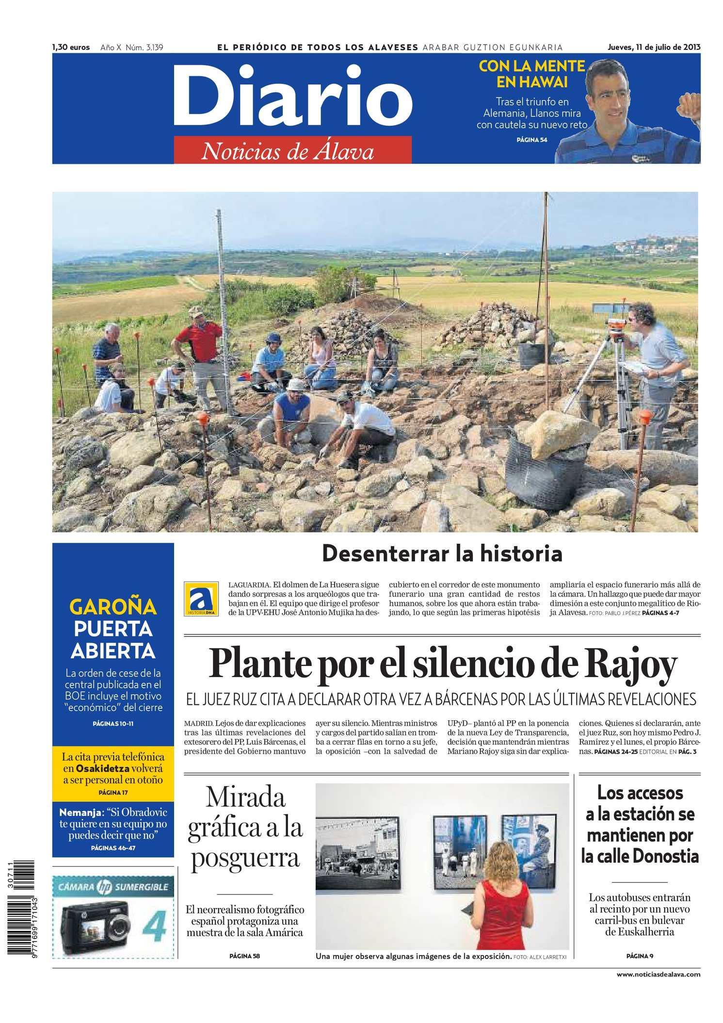 Calaméo - Diario de Noticias de Álava 20130711