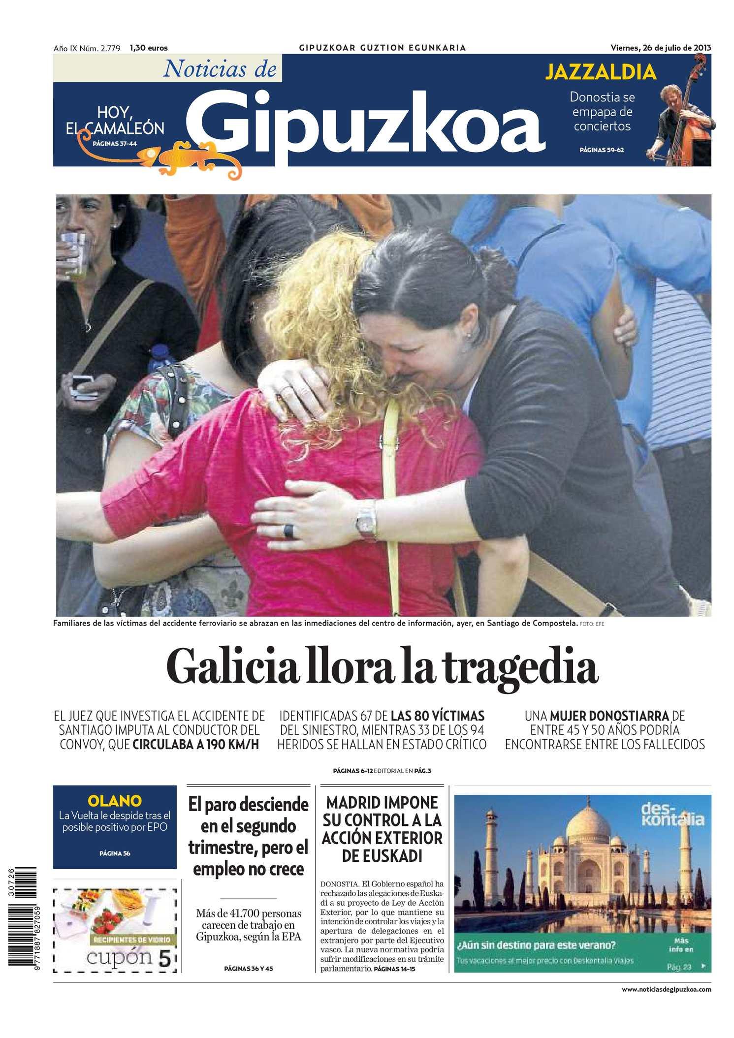 Calaméo - Noticias de Gipuzkoa 20130726