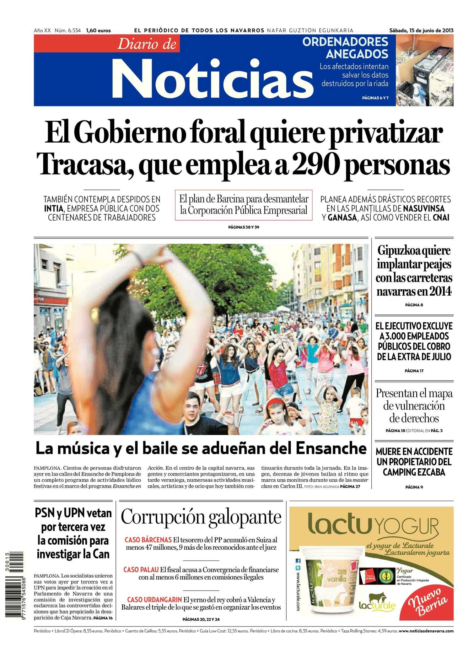 Calaméo - Diario de Noticias 20130615