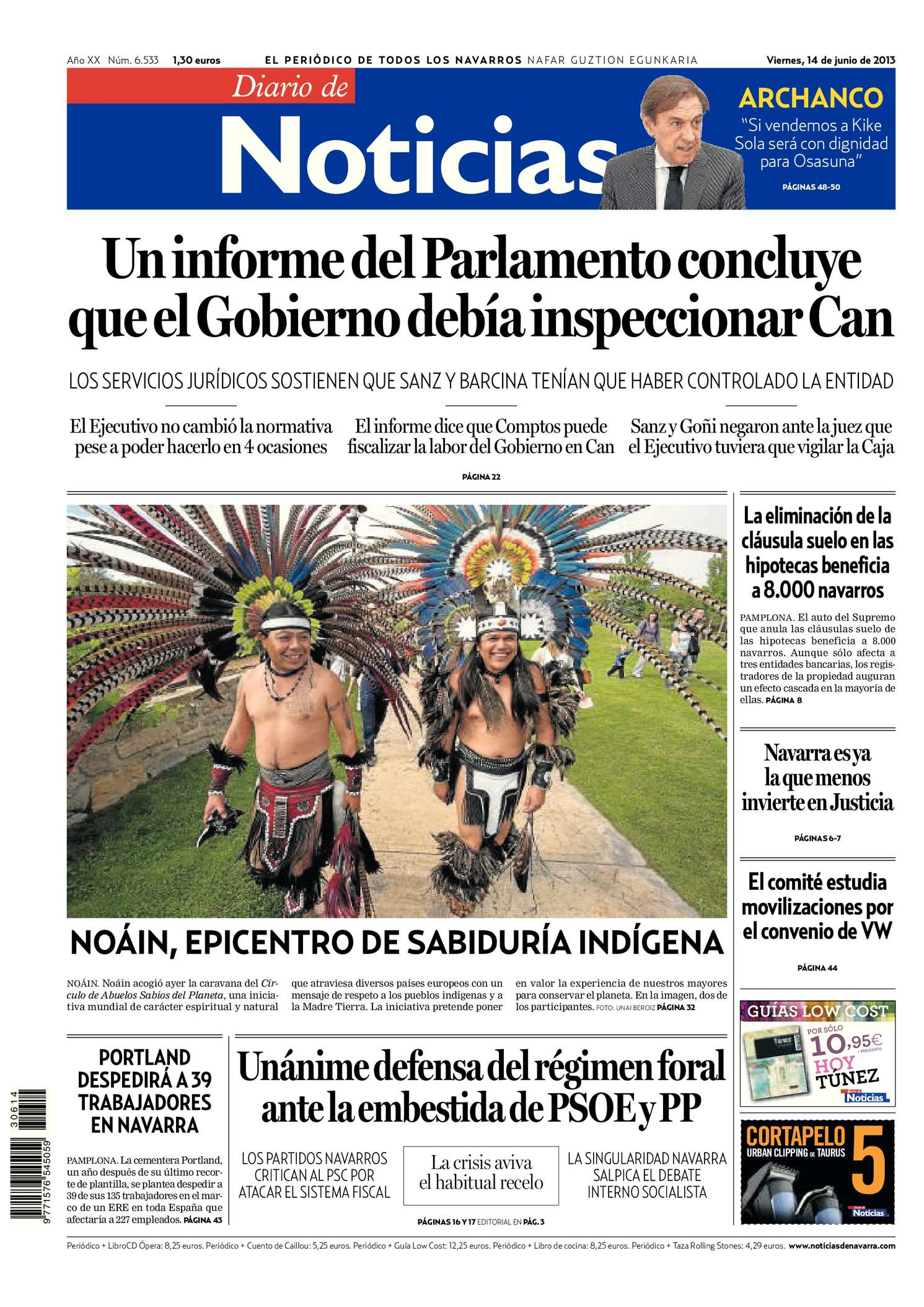Calaméo - Diario de Noticias 20130614
