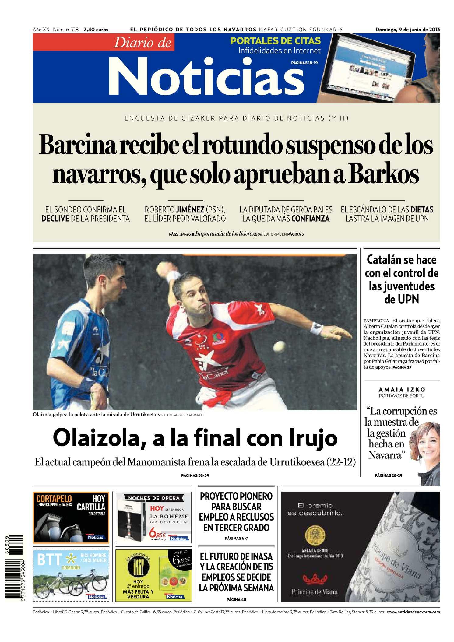 Calaméo - Diario de Noticias 20130609