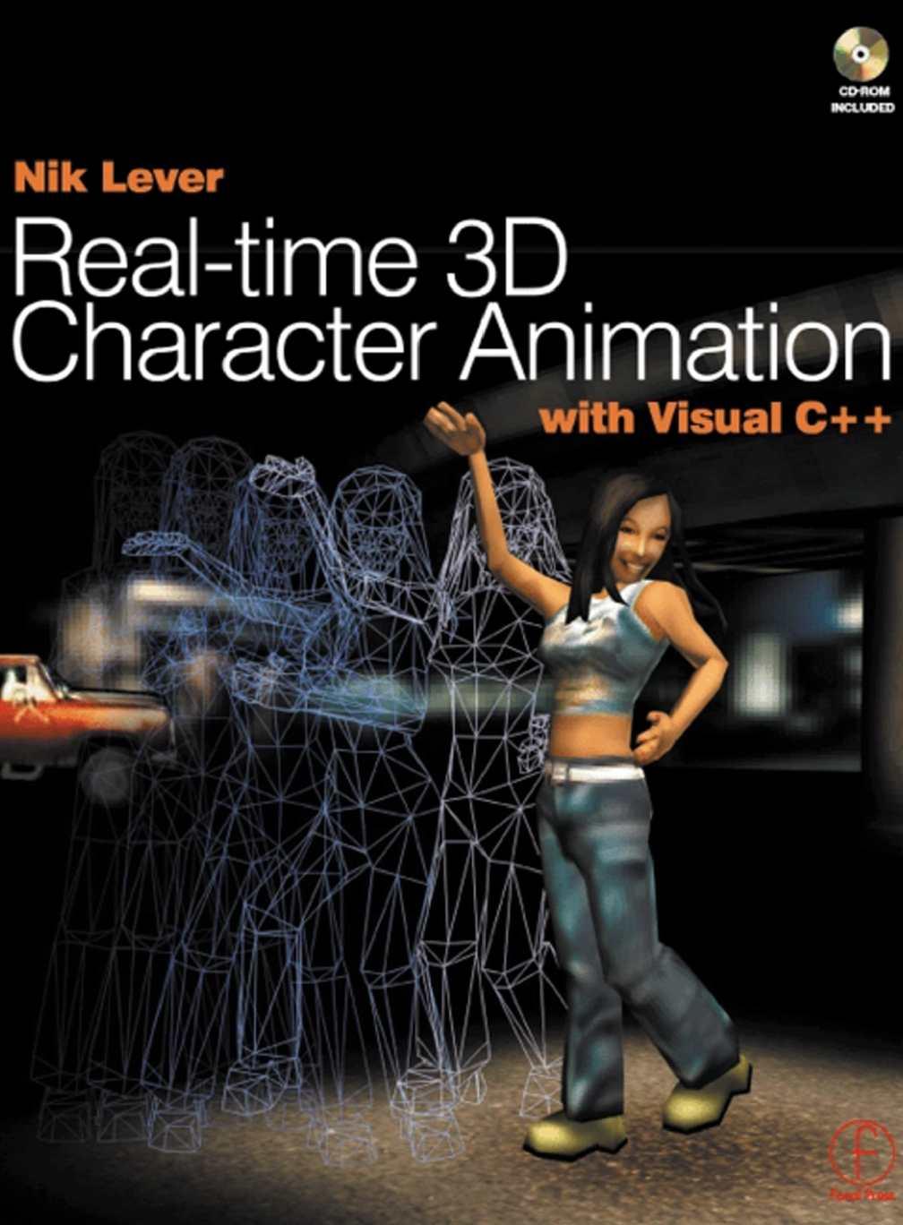 Calamo Real Time 3d Character Animation Proj2 Unusual Electronics