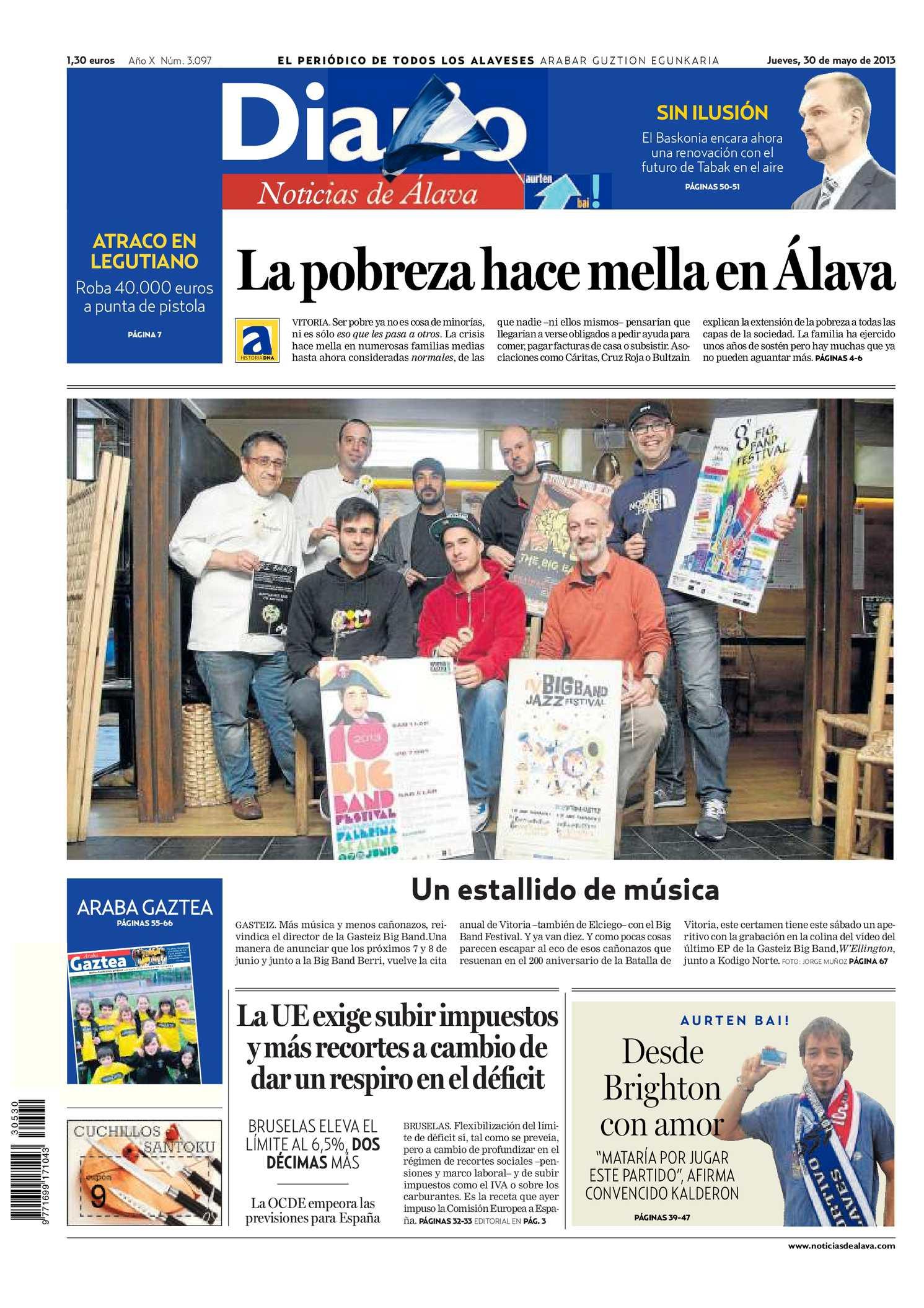Calaméo - Diario de Noticias de Álava 20130530