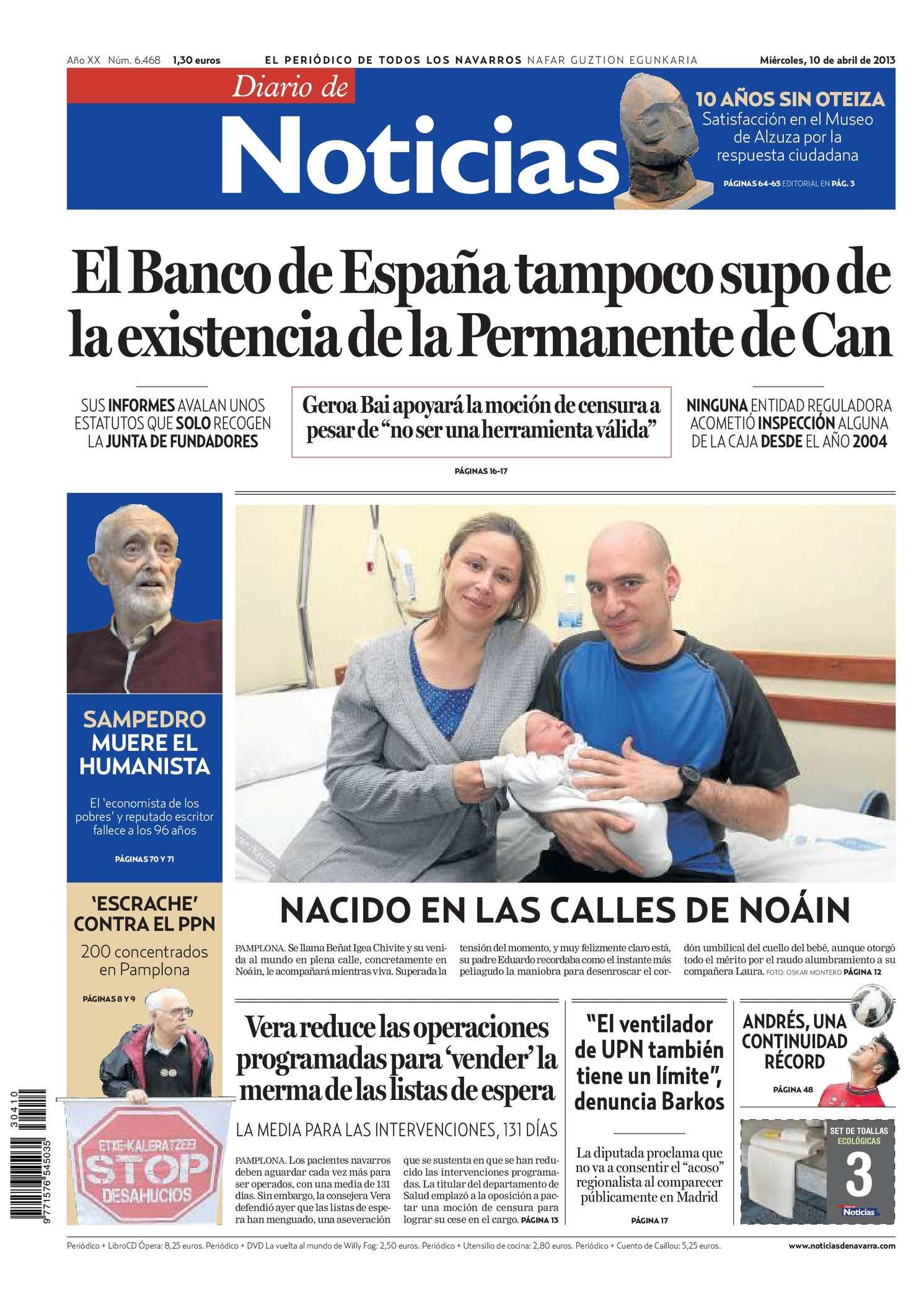 Calaméo - Diario de Noticias 20130410