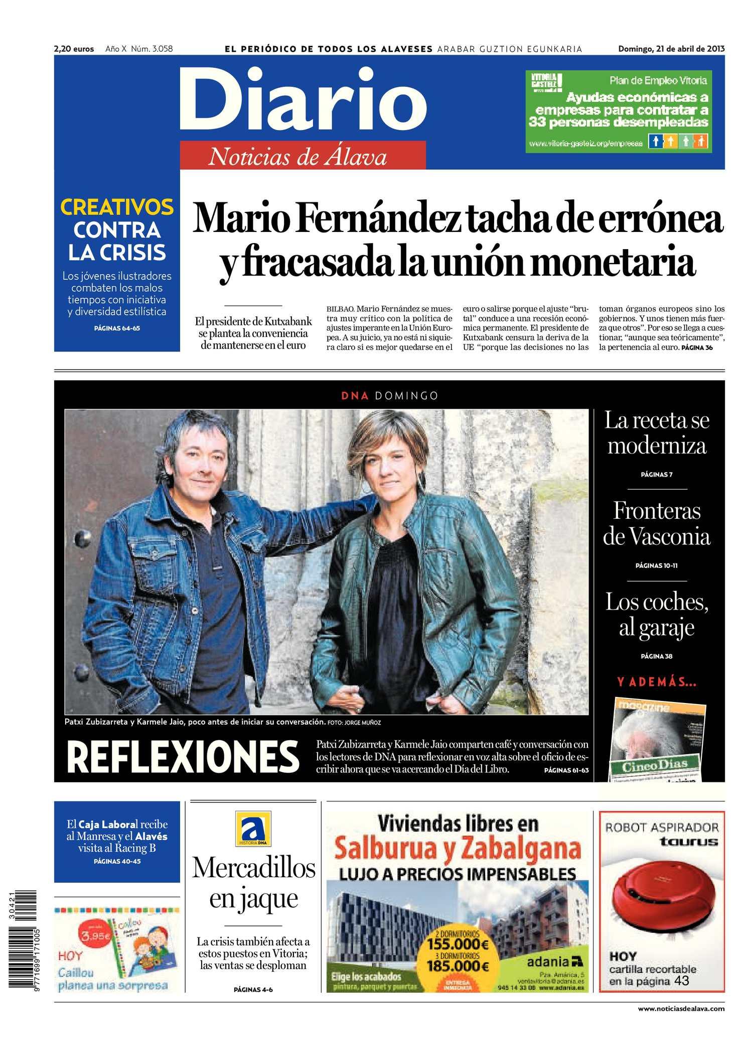 Calaméo - Diario de Noticias de Álava 20130421