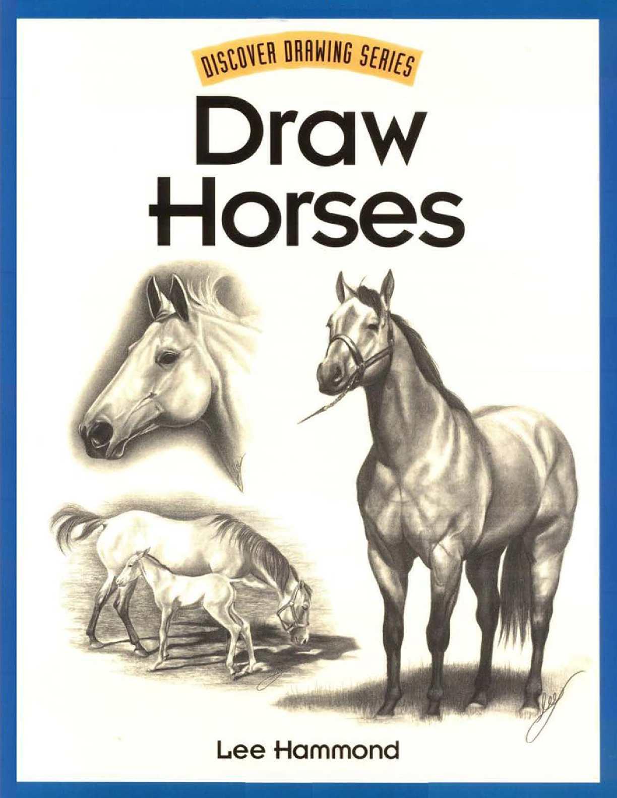 Draw horses 2