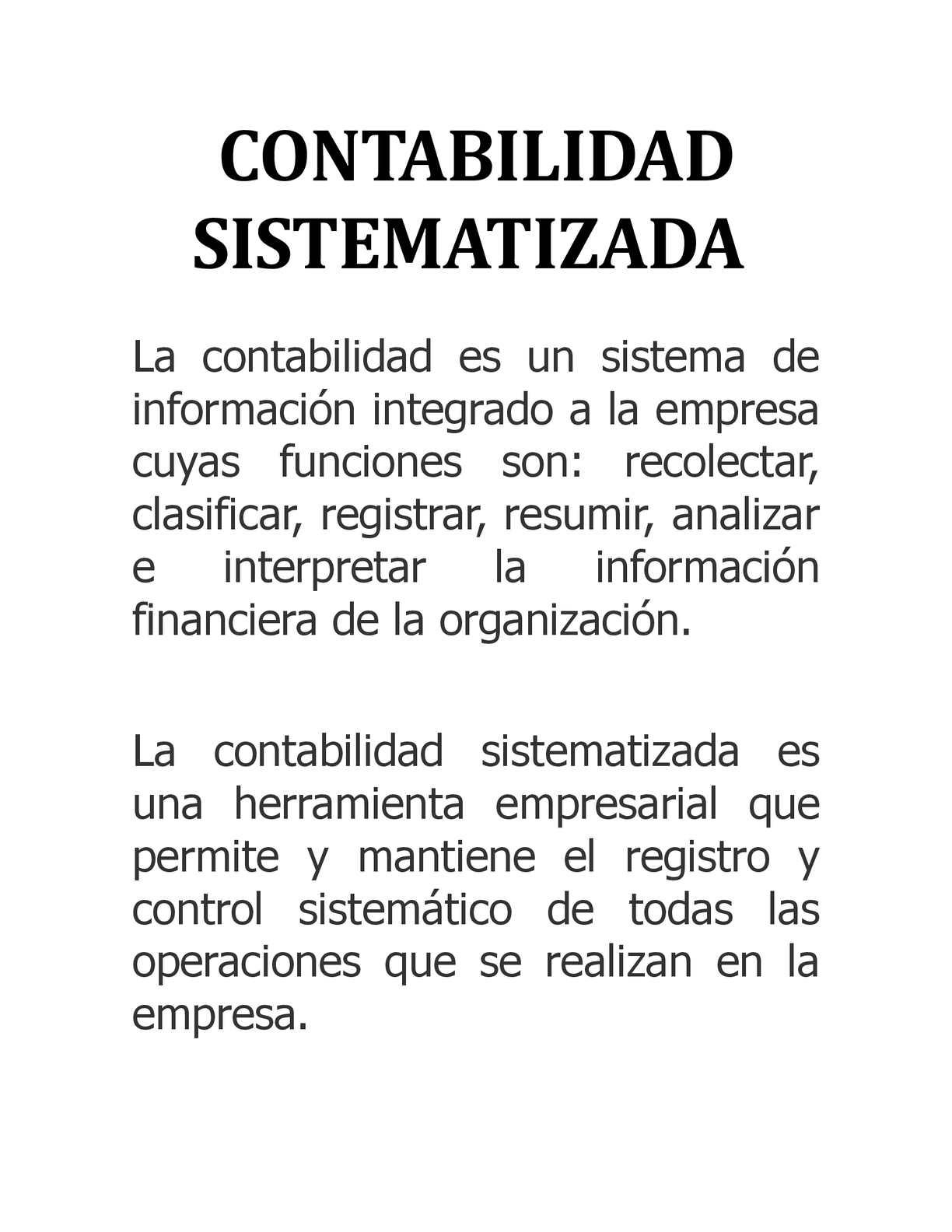 Calaméo - CONTABILIDAD SISTEMATIZADA
