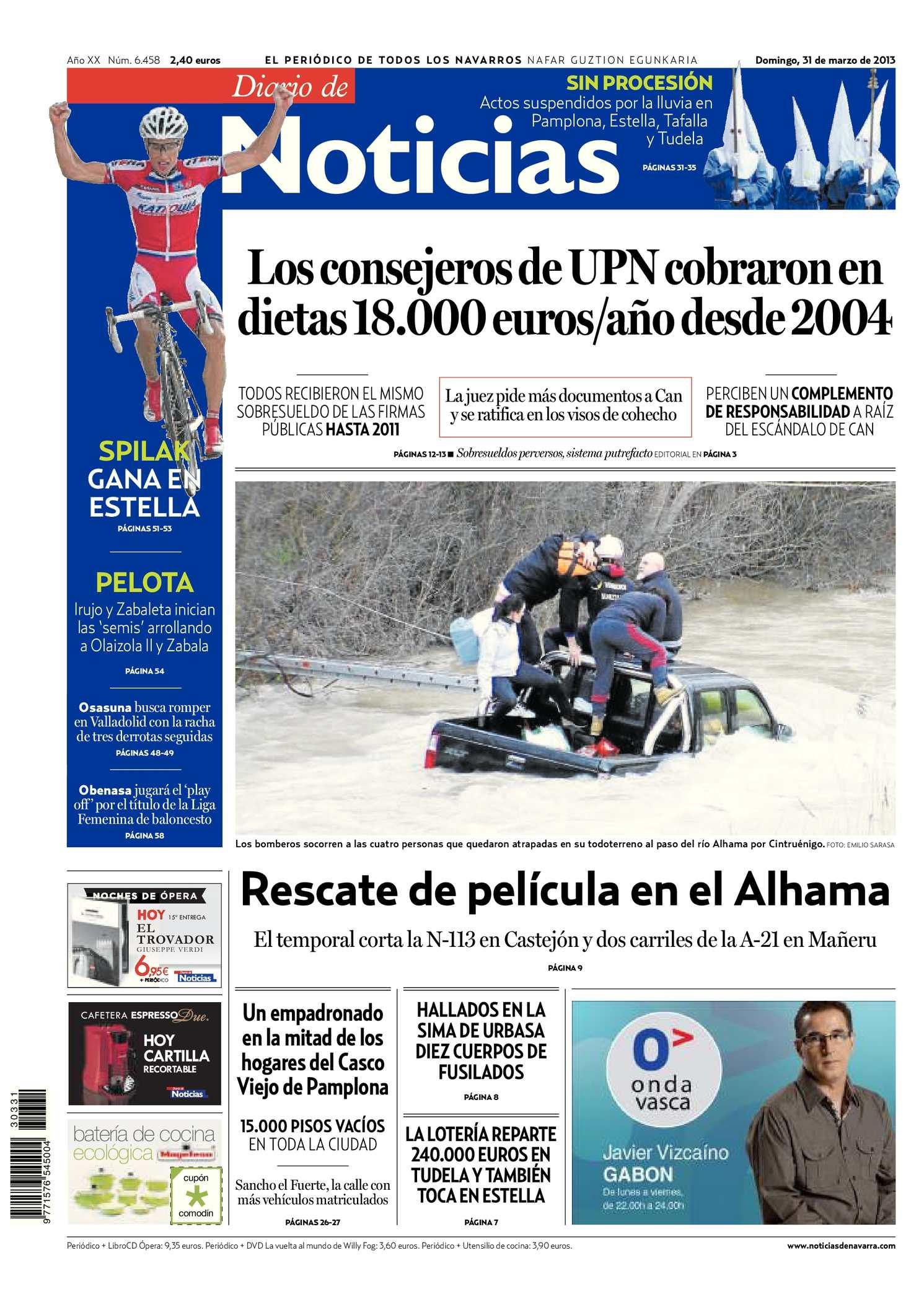 Calaméo - Diario de Noticias 20130331