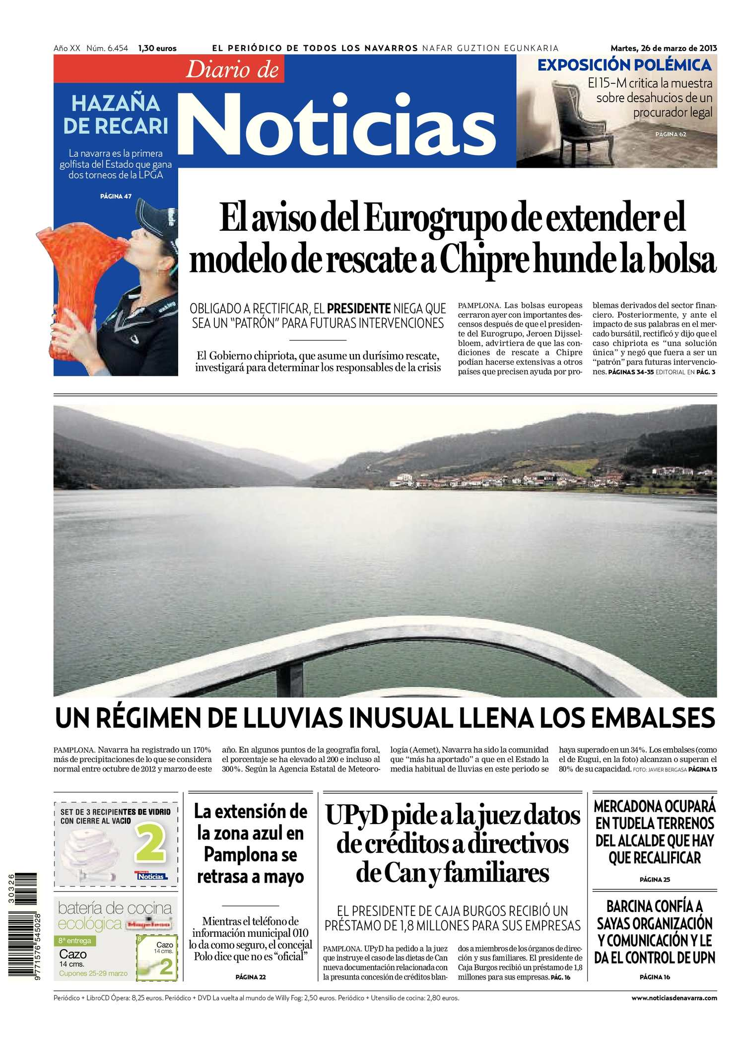 Calaméo - Diario de Noticias 20130326