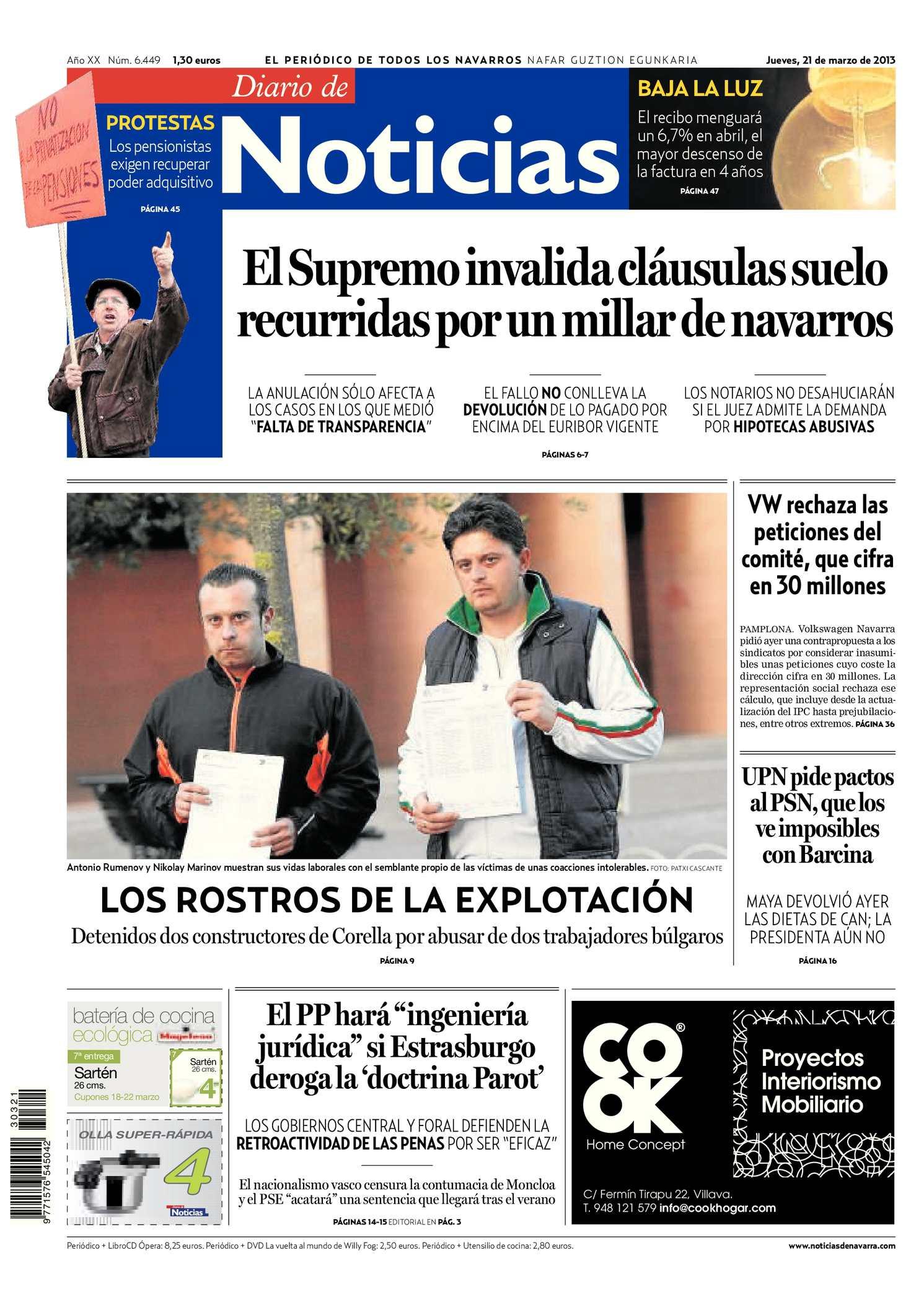 Noticias 20130321 Diario Calaméo Calaméo Diario De nHIWaq8