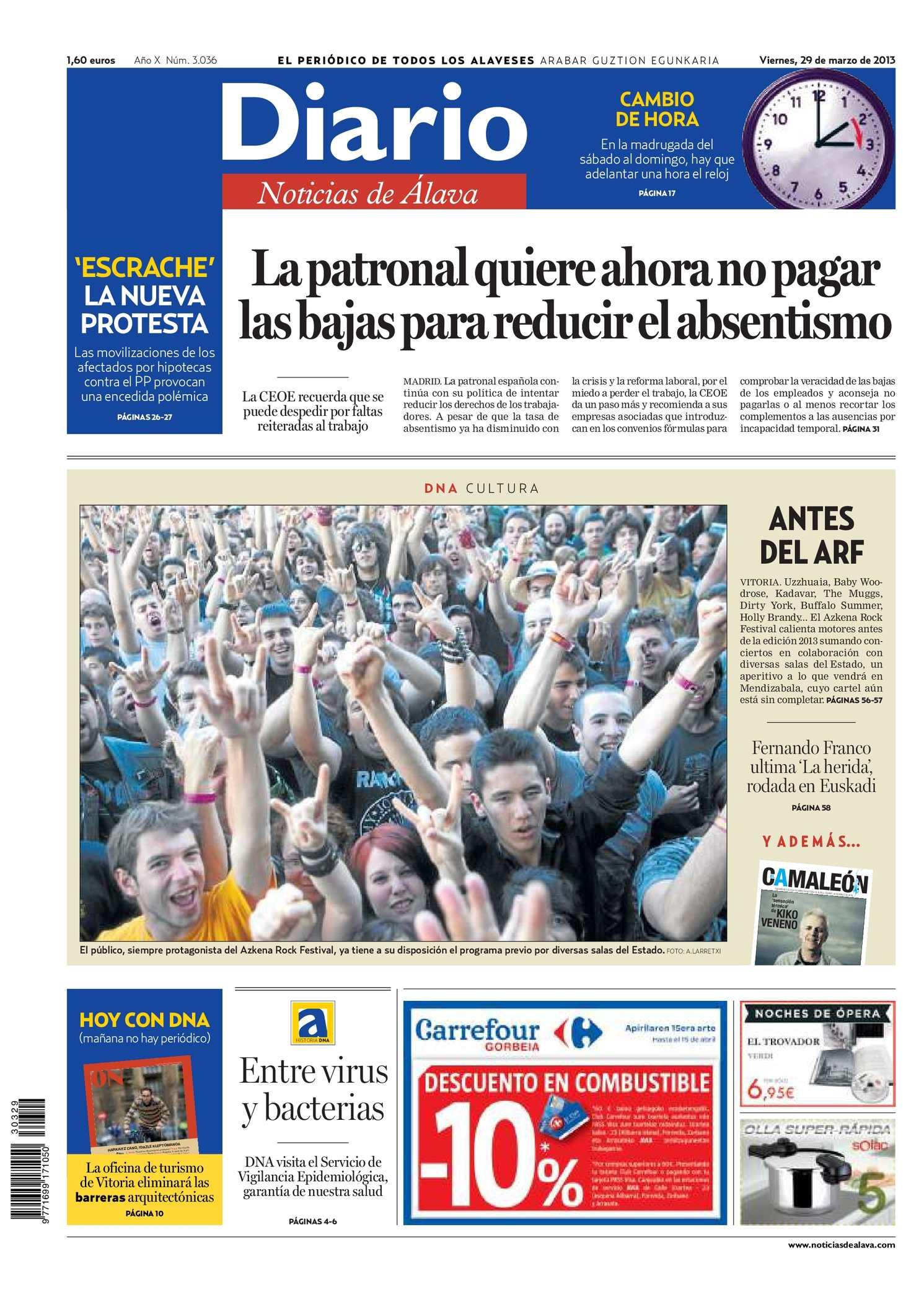 Calaméo - Diario de Noticias de Álava 20130329