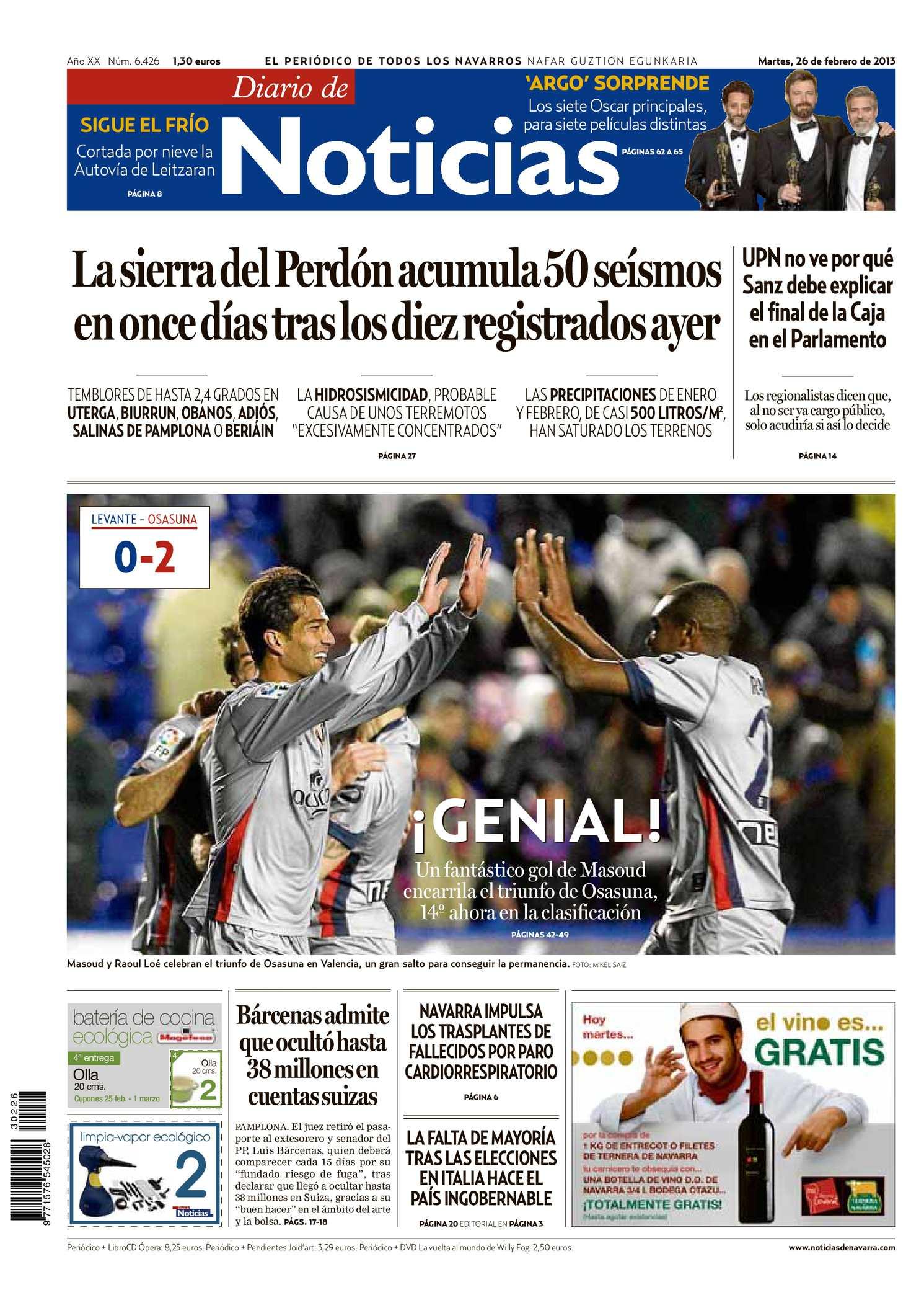 Calaméo - Diario de Noticias 20130226