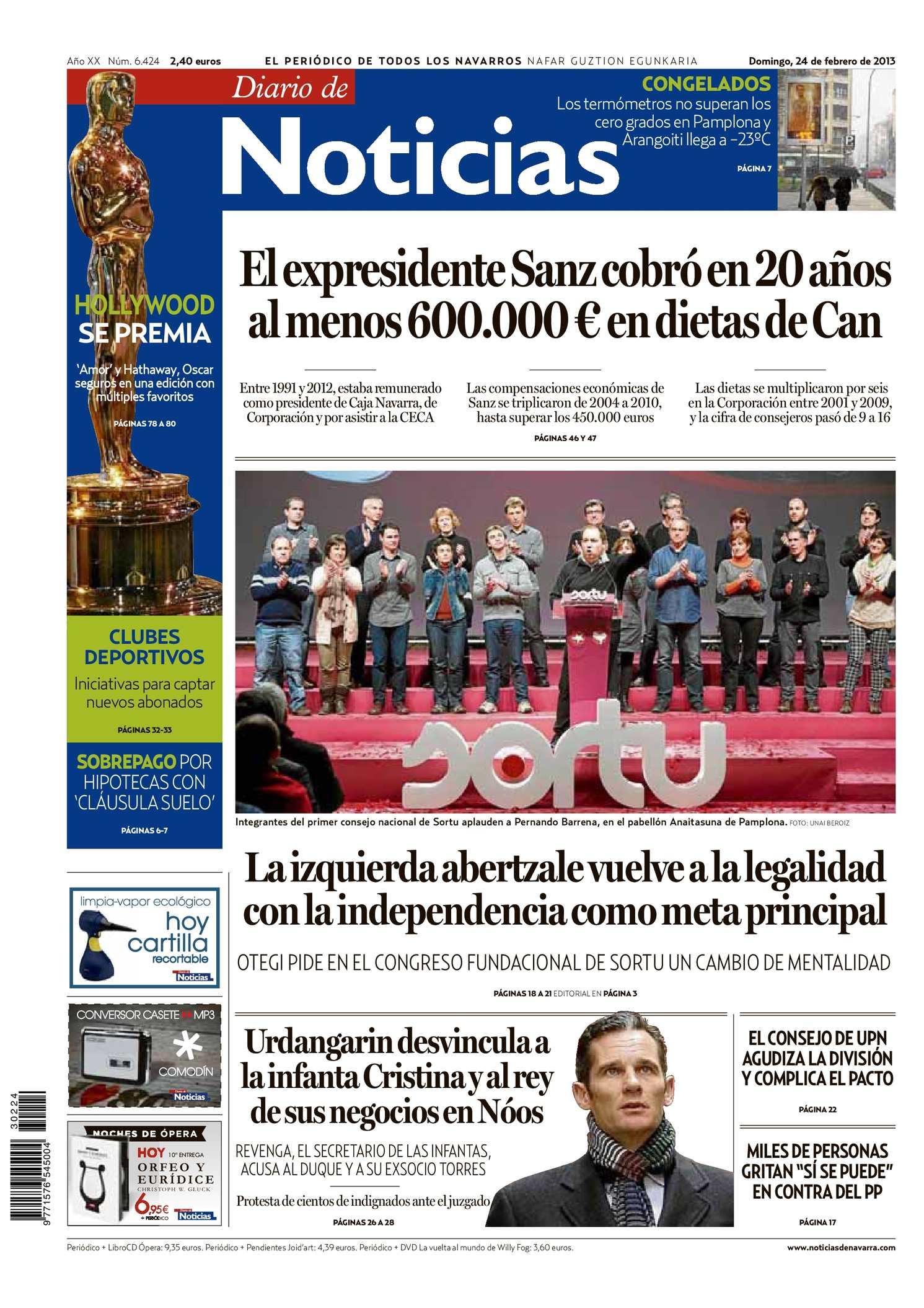 Calaméo - Diario de Noticias 20130224