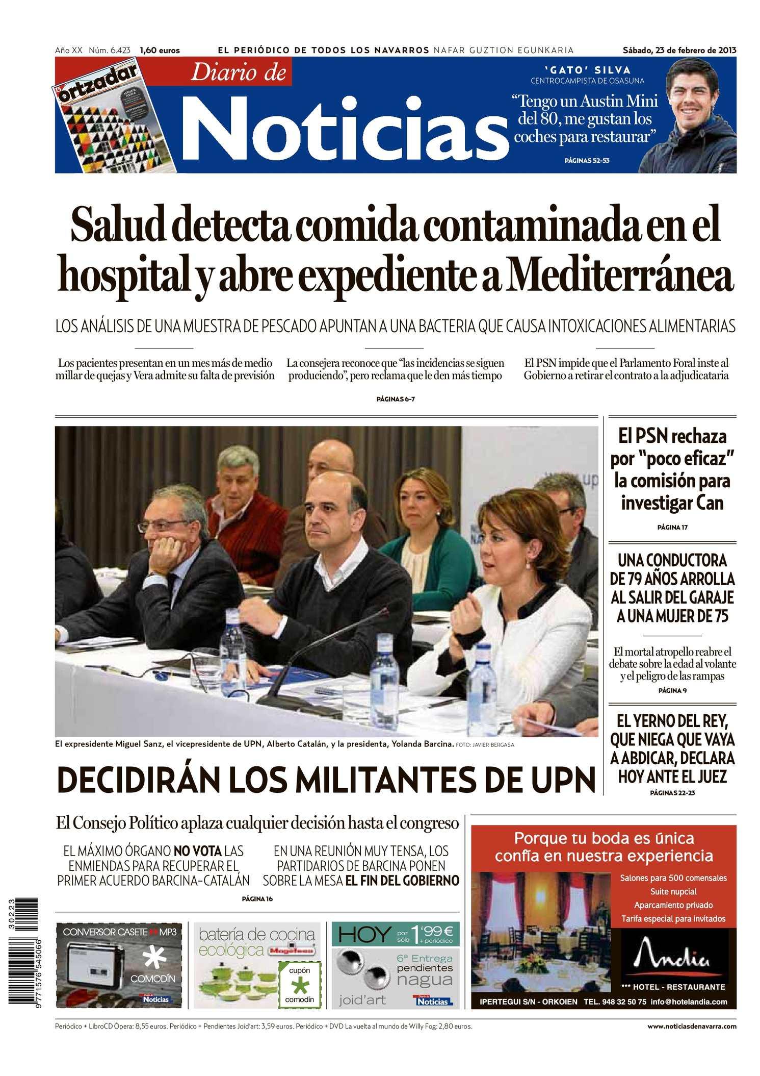 Calaméo - Diario de Noticias 20130223