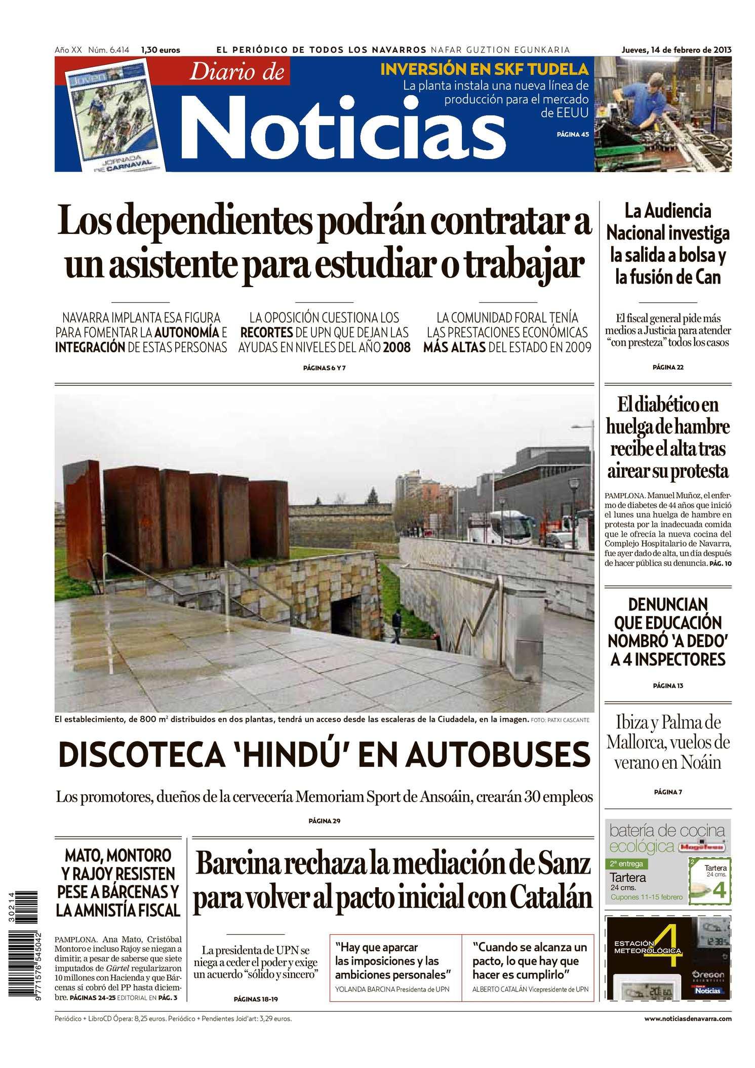 Calaméo - Diario de Noticias 20130214