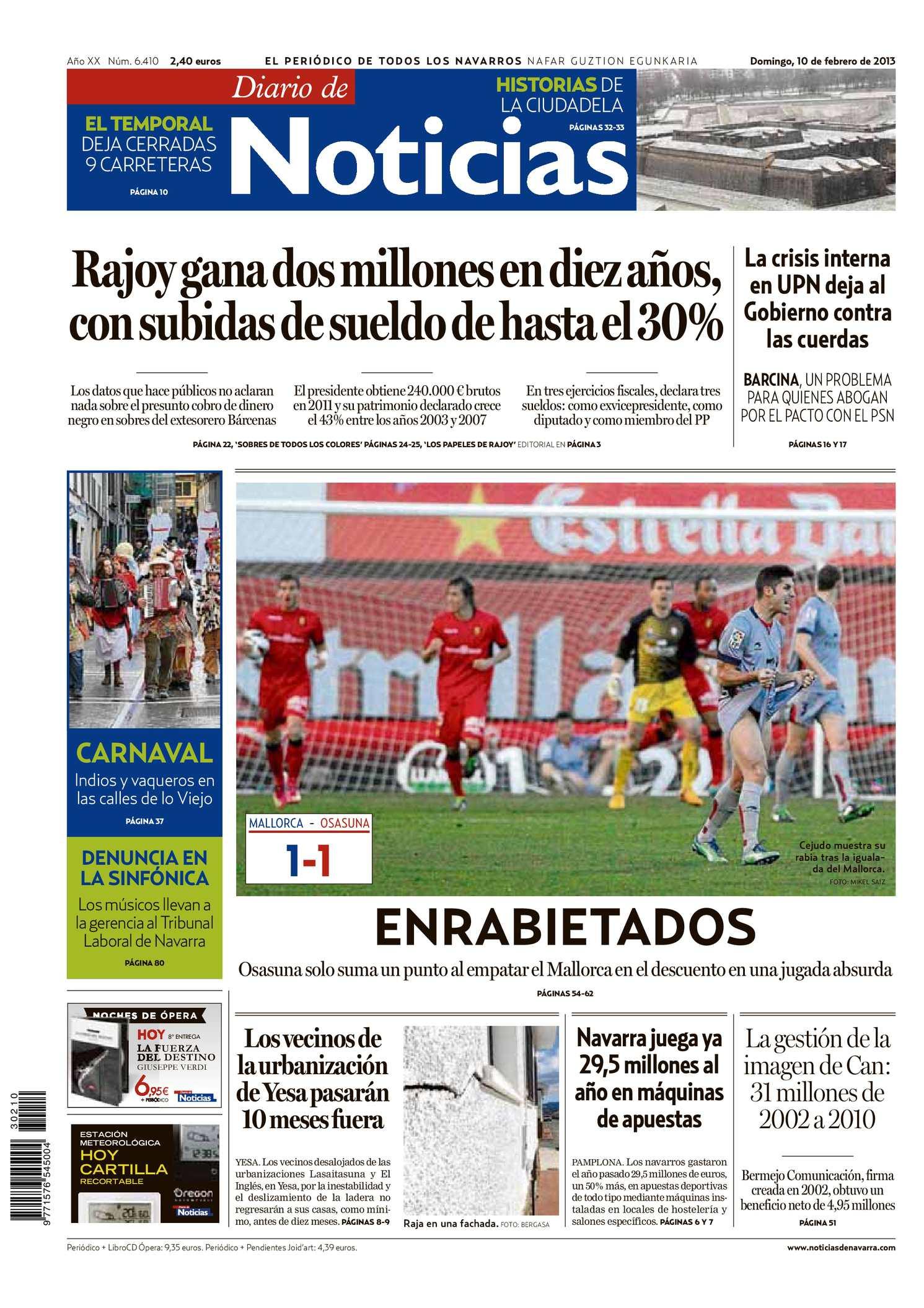 Calaméo - Diario de Noticias 20130210