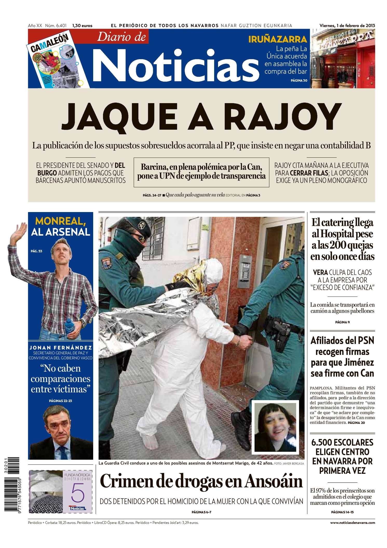 Calaméo - Diario de Noticias 20130201
