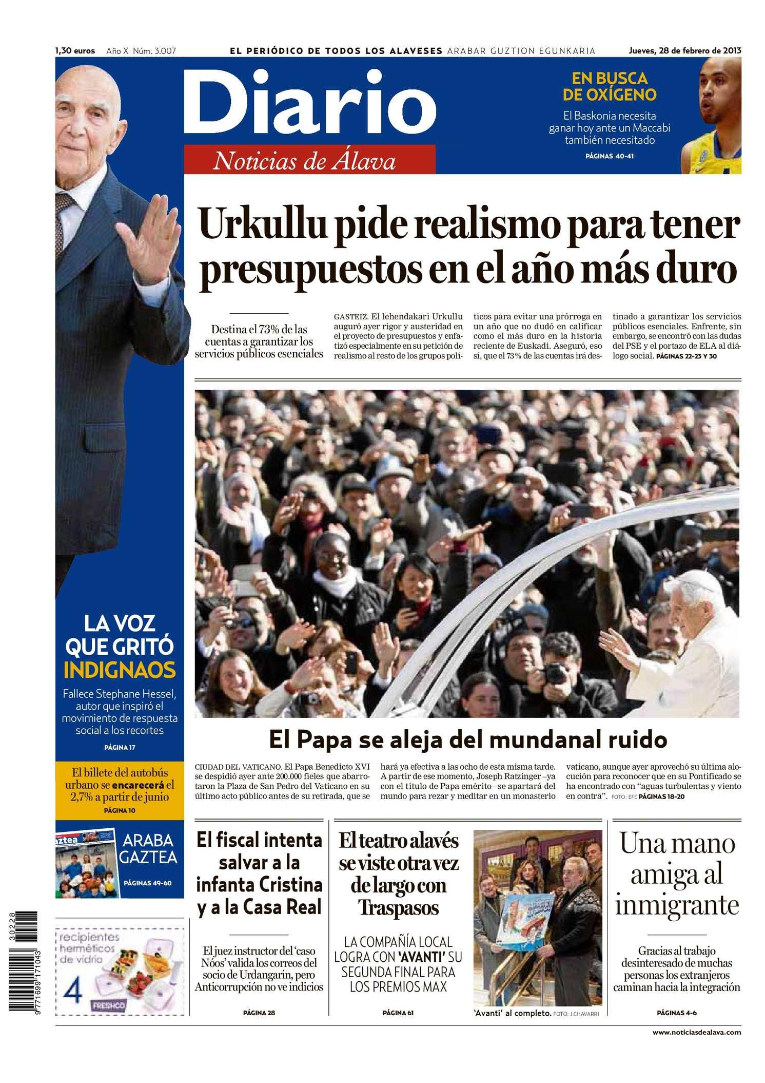 Calaméo - Diario de Noticias de Álava 20130228