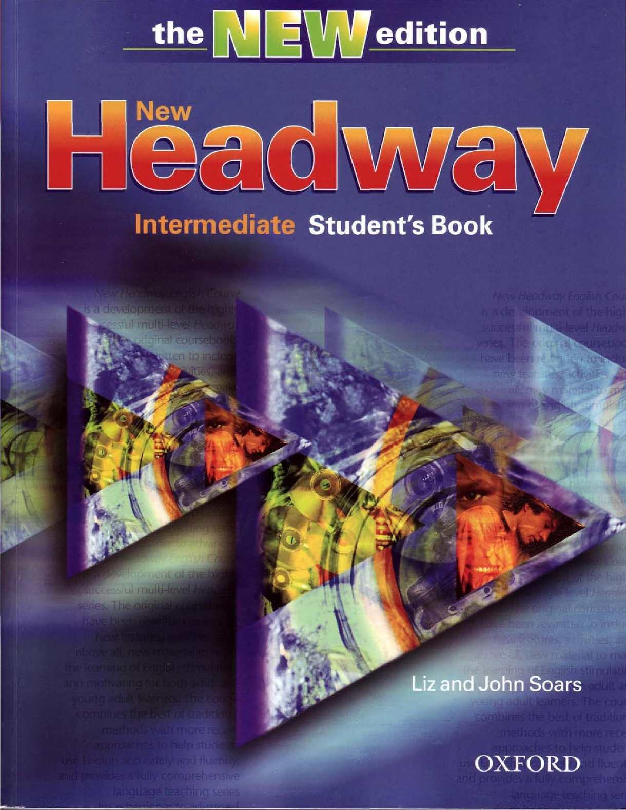Headway entermidiate