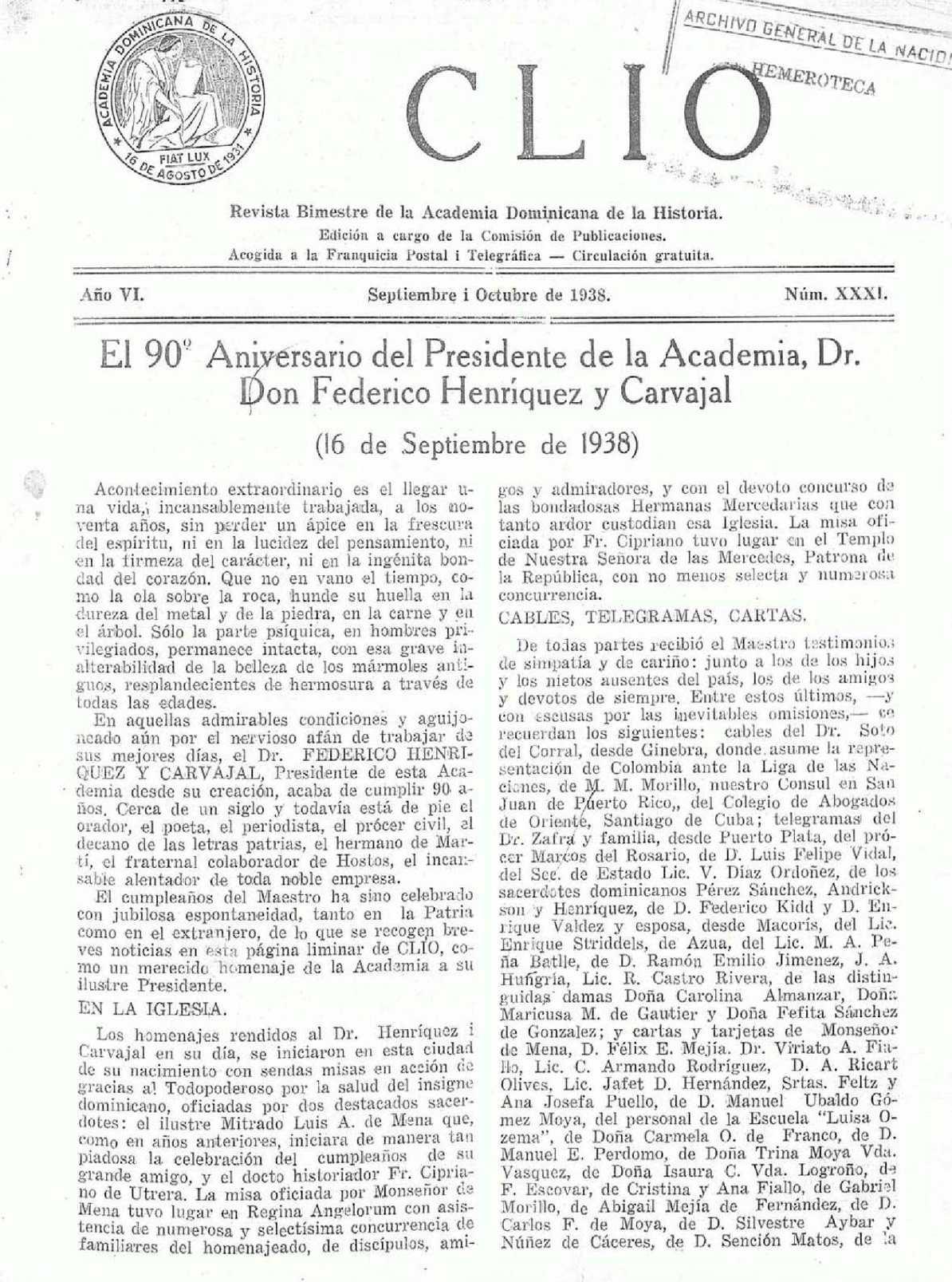 Calaméo - Clío No. 31