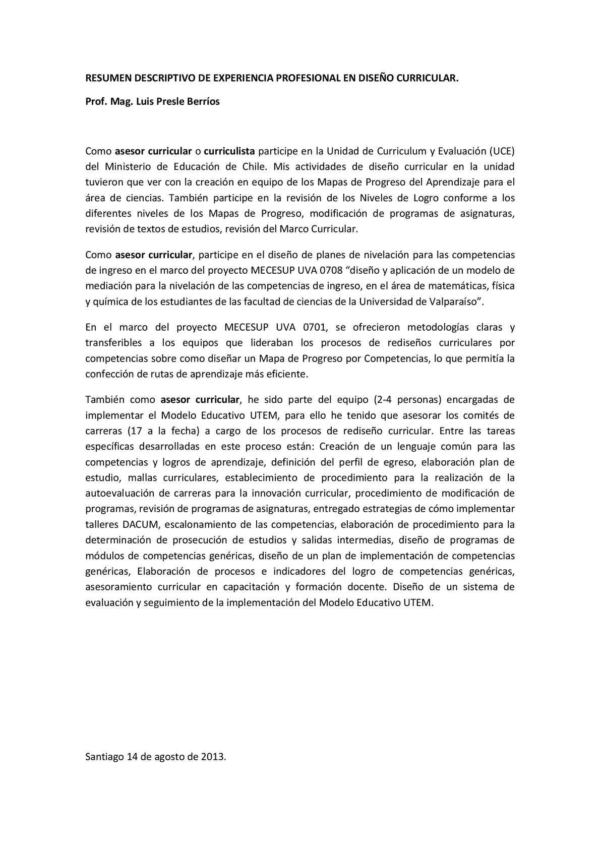 Calaméo - Descriptivo Experiencia Curricular