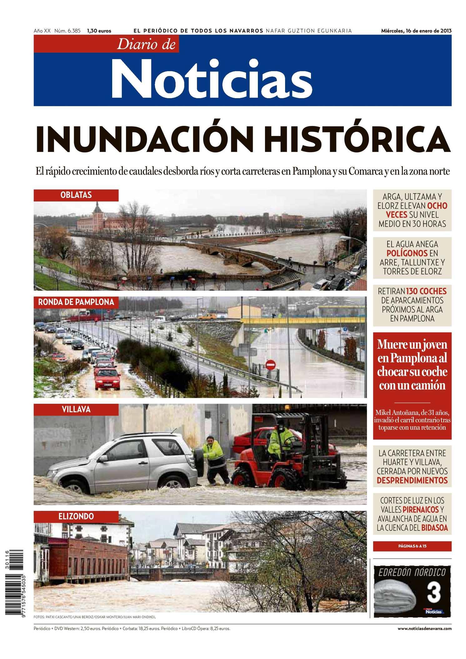 Calaméo - Diario de Noticias 20130116