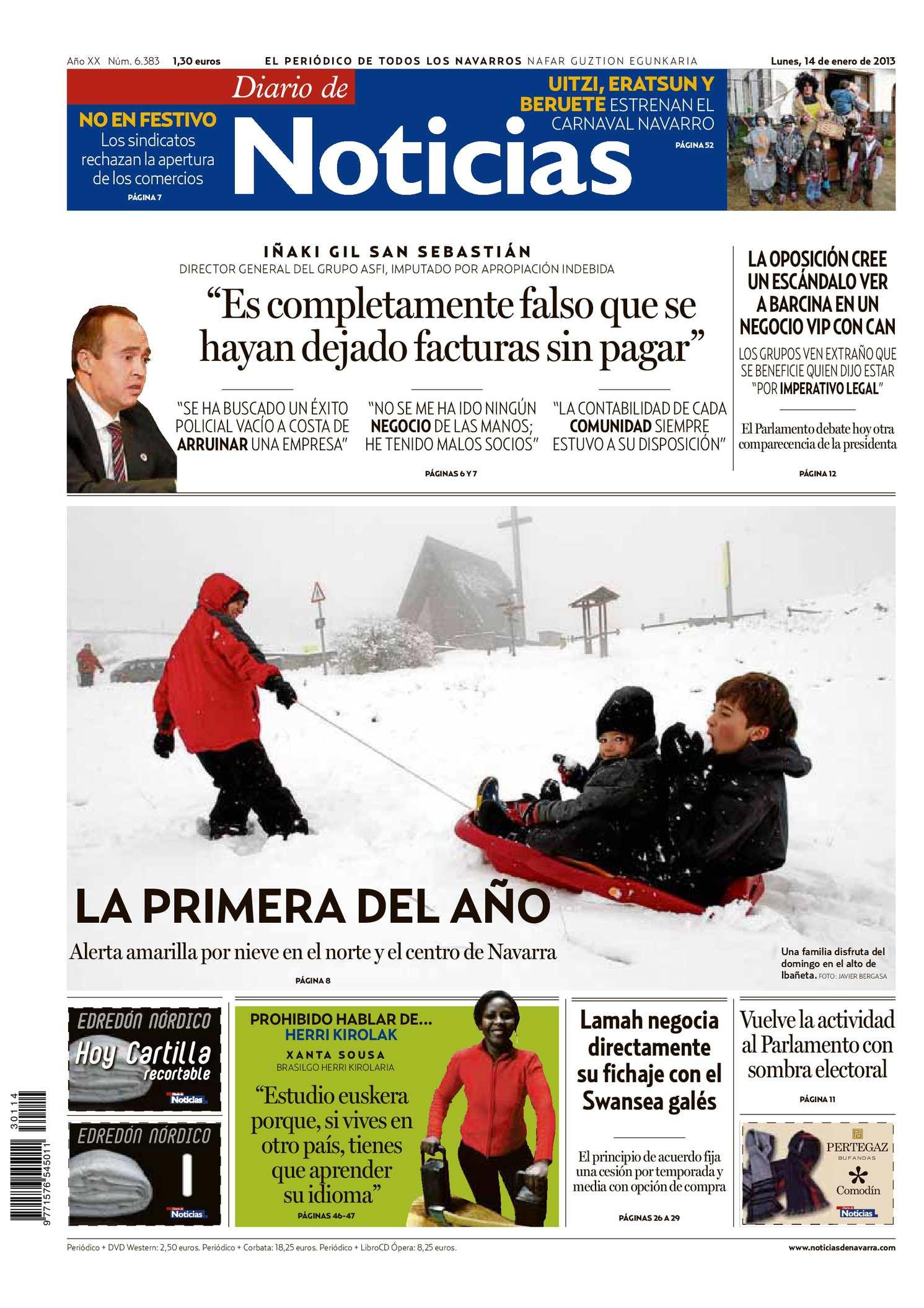 Calaméo - Diario de Noticias 20130114
