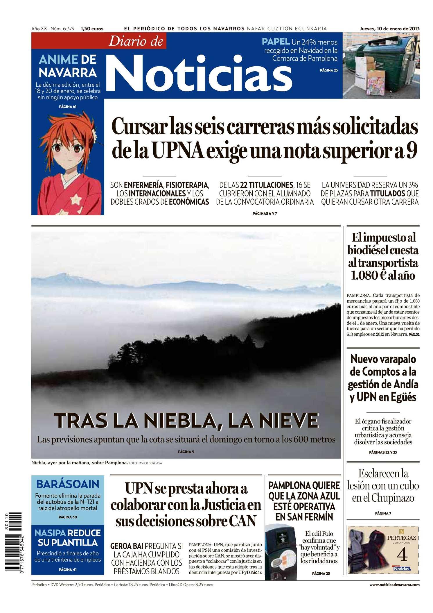 Calaméo - Diario de Noticias 20130110