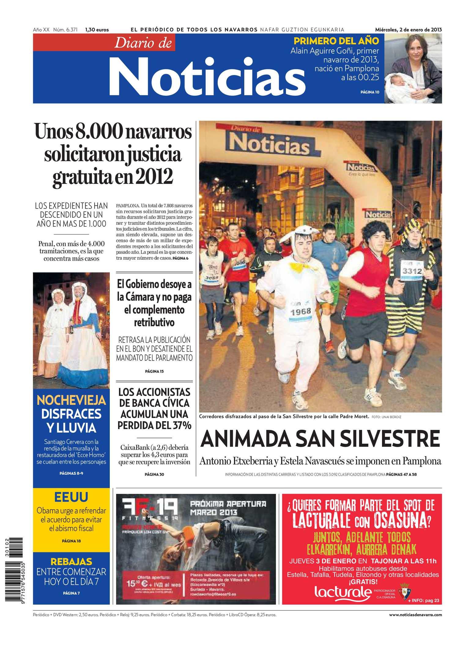 Calam o diario de noticias 20130102 for Pinturas esquiroz