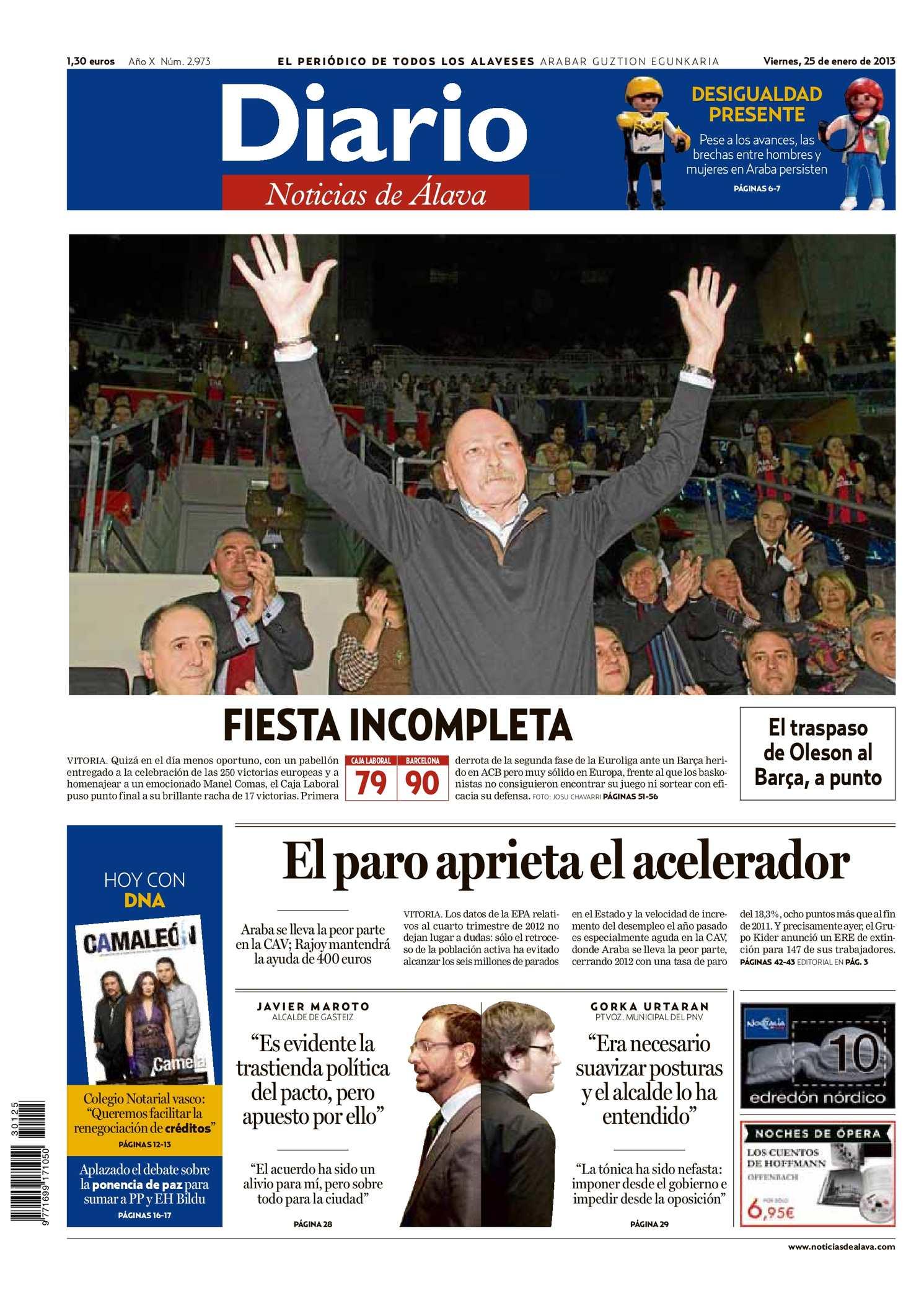 Calaméo - Diario de Noticias de Álava 20130125