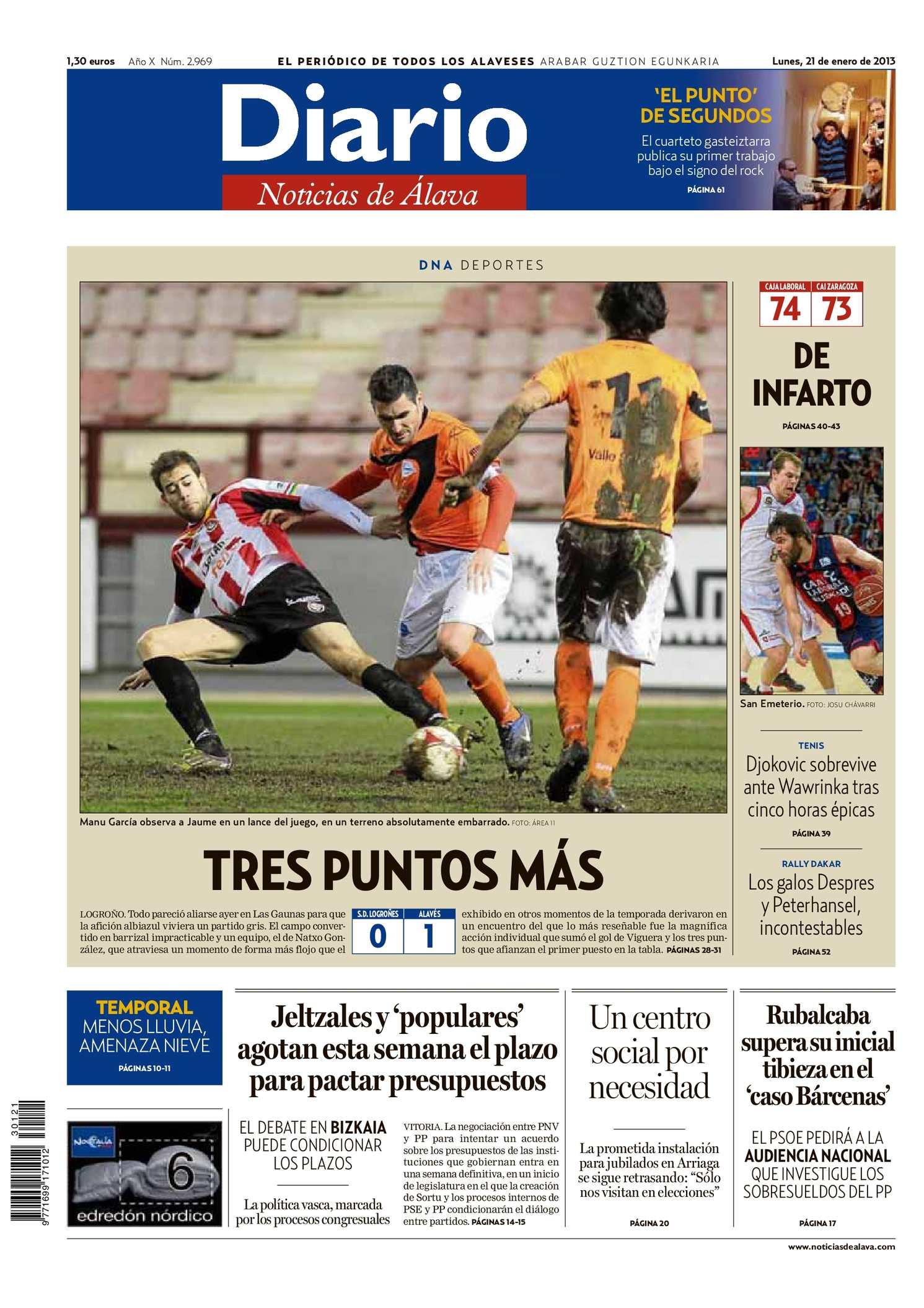 Calaméo - Diario de Noticias de Álava 20130121
