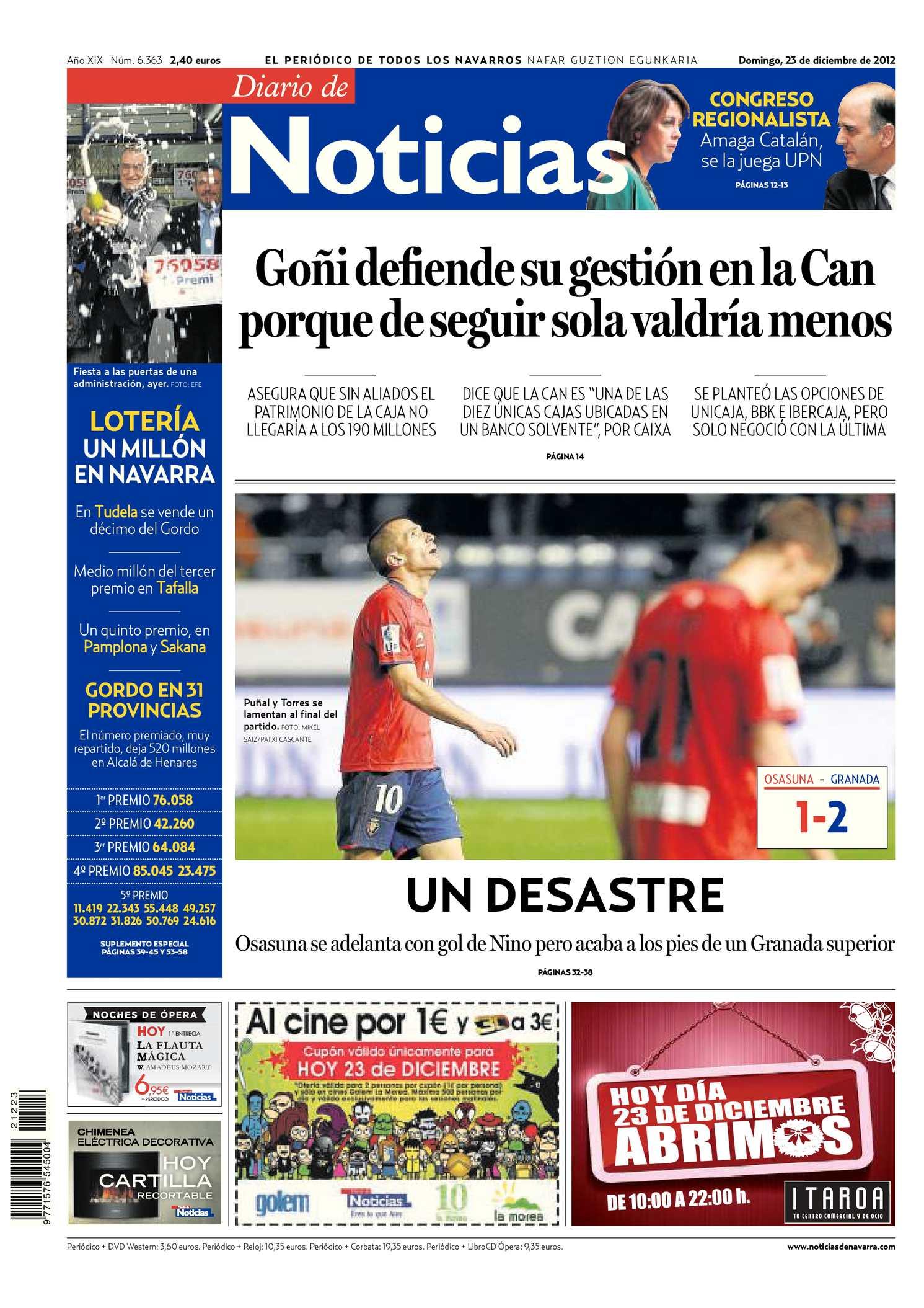 902f55b448837 Calaméo - Diario de Noticias 20121223