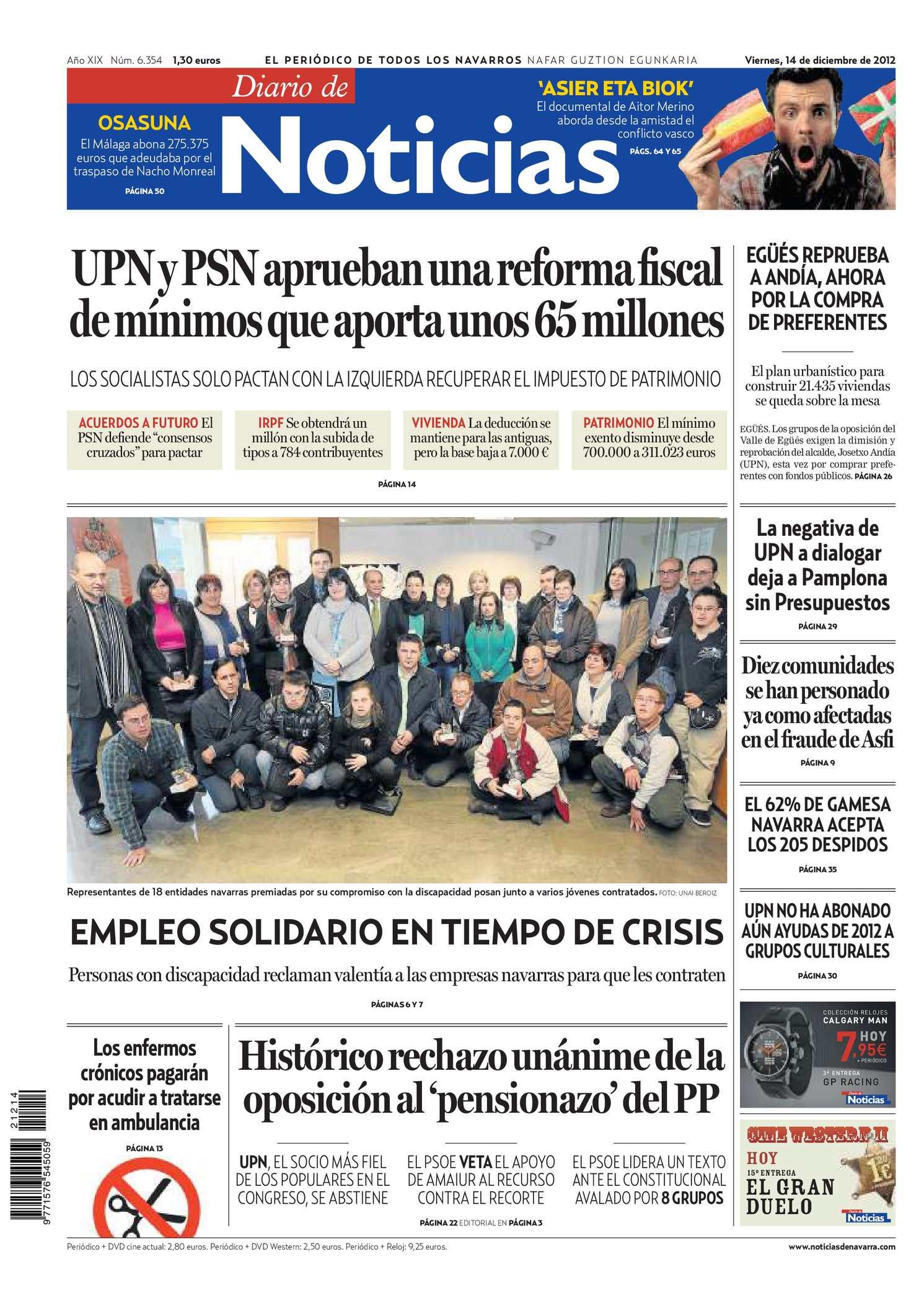 Calaméo - Diario de Noticias 20121214